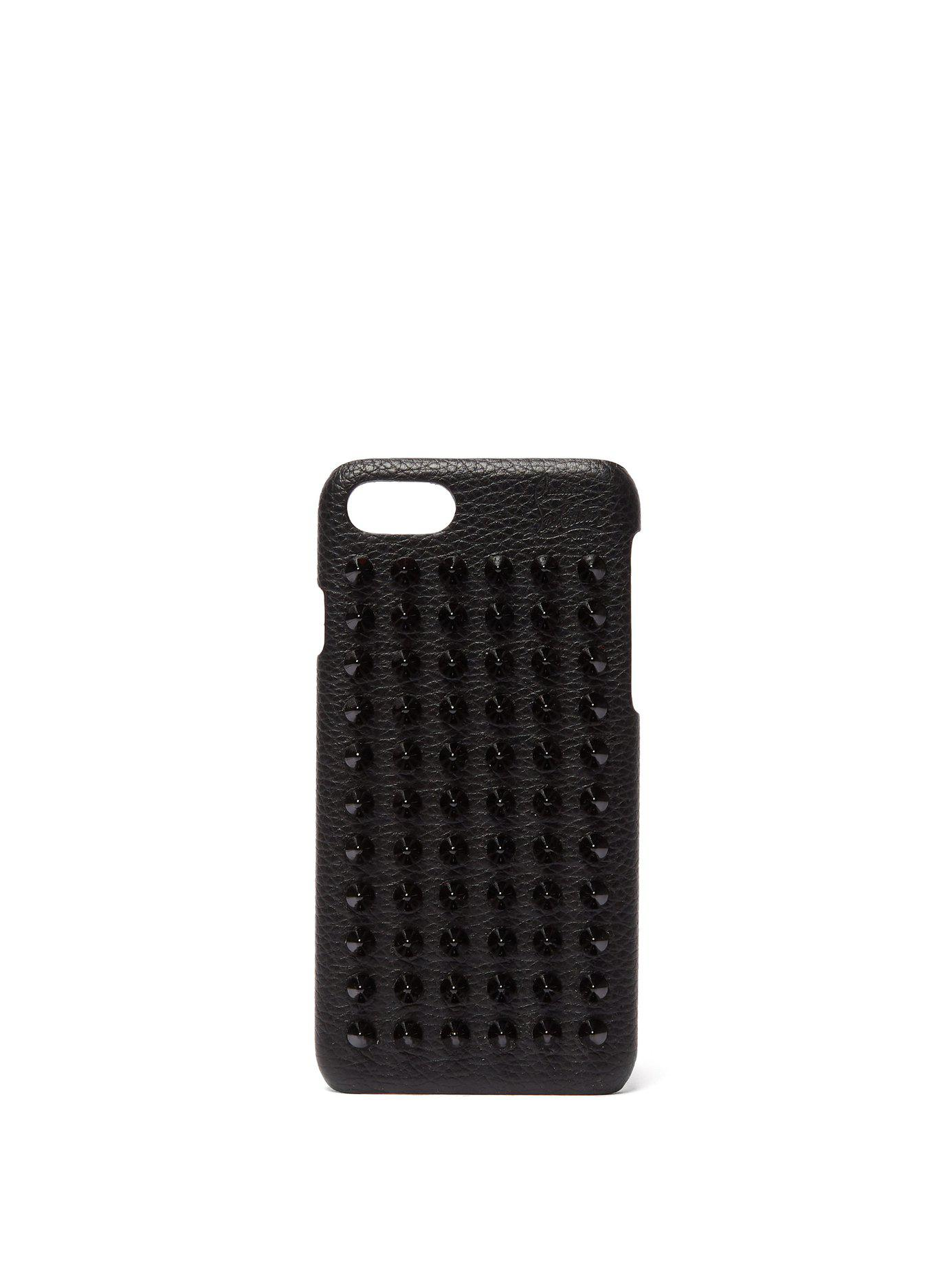 bb9ab6eef59 Christian Louboutin - Loubiphone Leather Iphone 7 And 8 Case ...