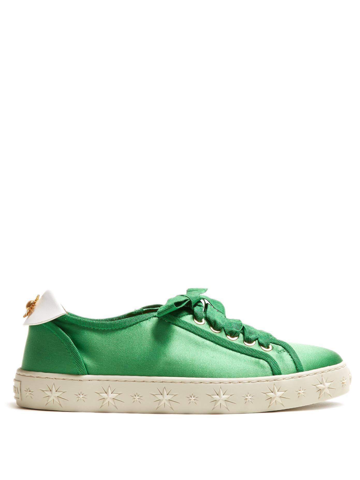 Aquazzura Chaussures De Sport La - Vert yJPW5cA79