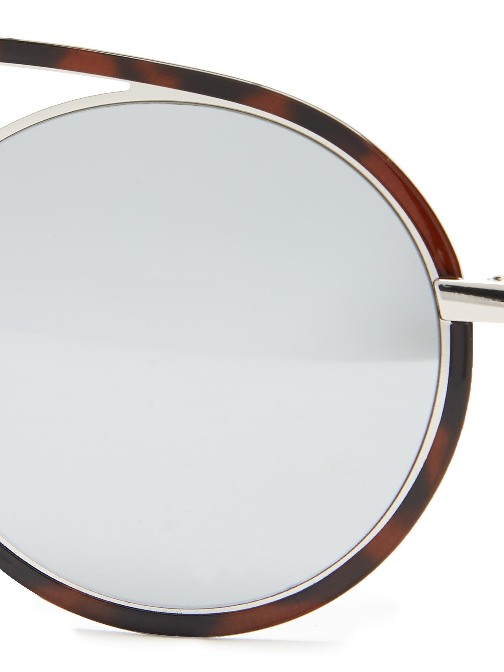60592f6e07f42 Gallery. Previously sold at  MATCHESFASHION.COM · Men s Mirrored Sunglasses