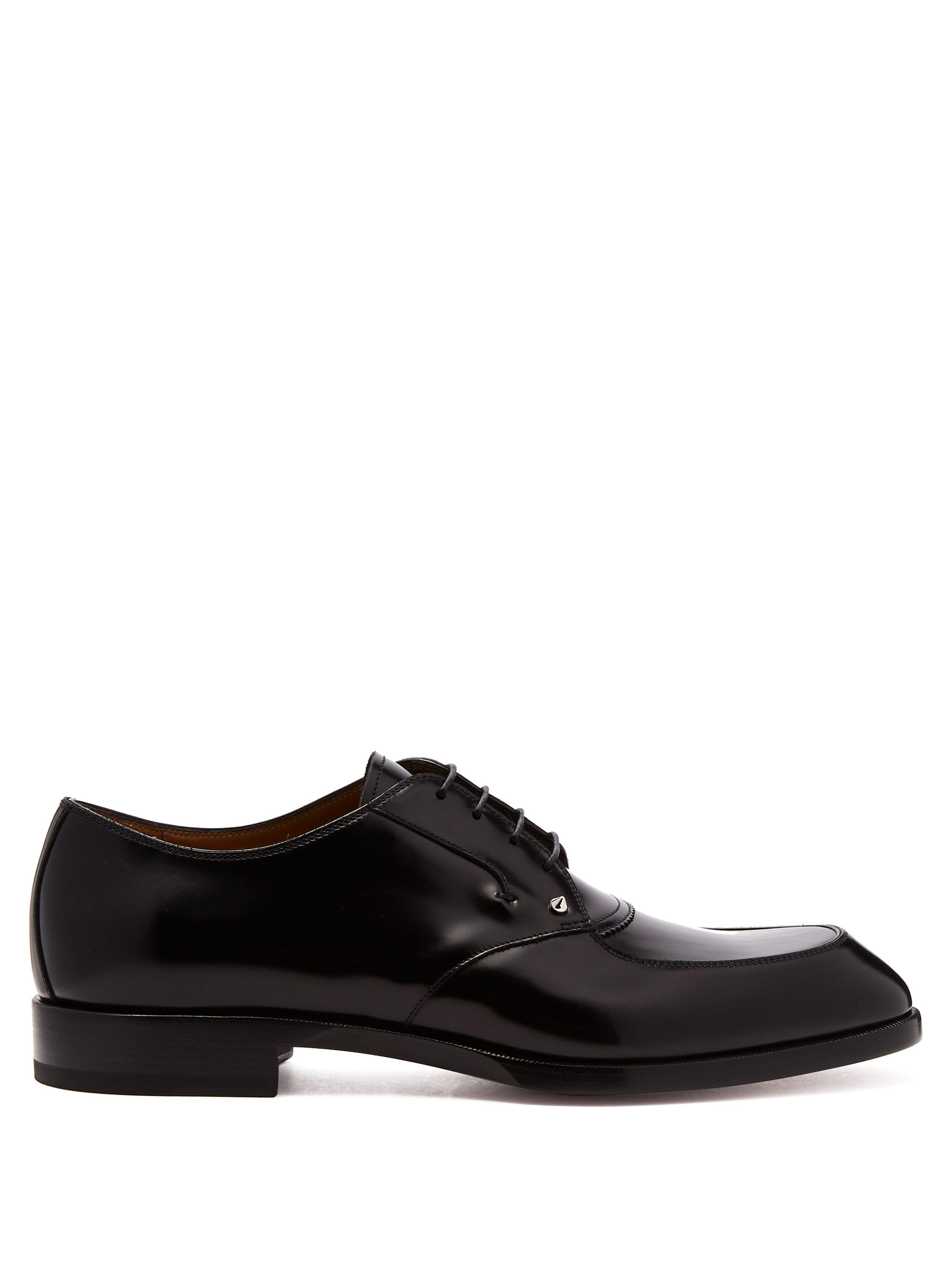 0c8968d7b316 Christian Louboutin Thomas Iii Leather Oxford Shoes in Black for Men ...