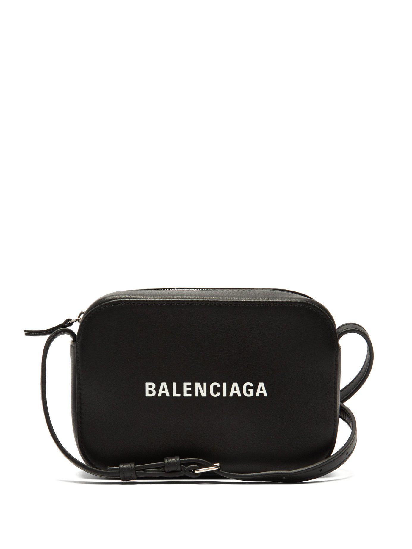9091027b5234 Balenciaga - Black Everyday Camera Xs Cross Body Bag - Lyst. View fullscreen