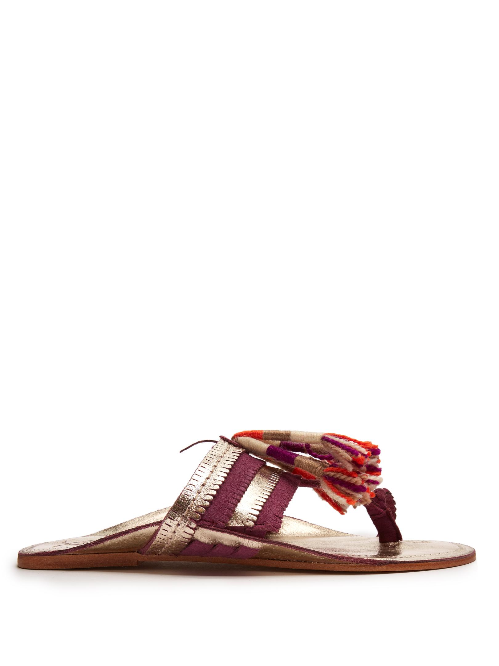 Figue Zola Leather Sandals w/ Tags amazing price explore cheap price sale clearance cheap sale store eaGRC