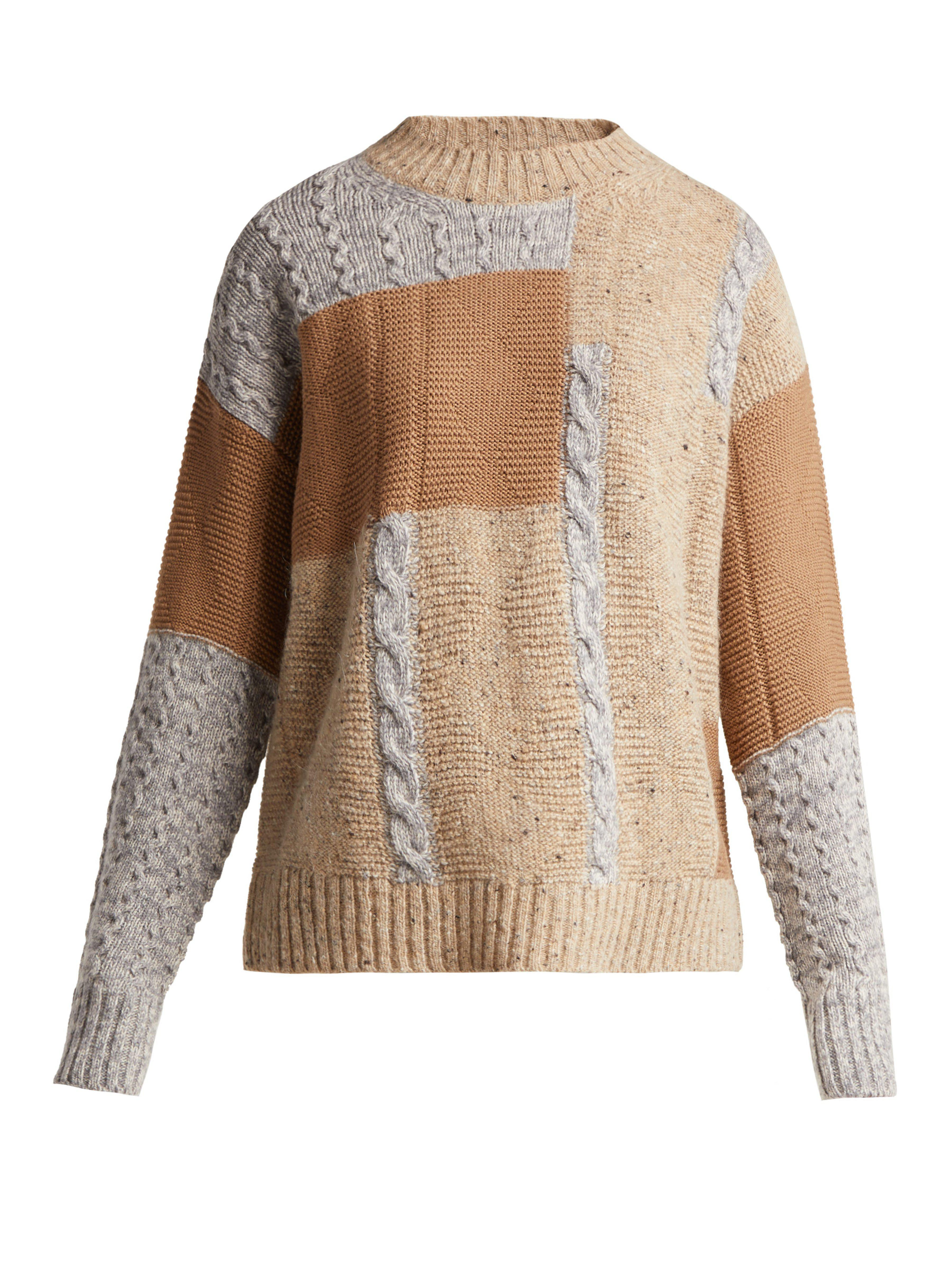 bcbc13bb4d6b Weekend by Maxmara Orata Sweater in Natural - Lyst