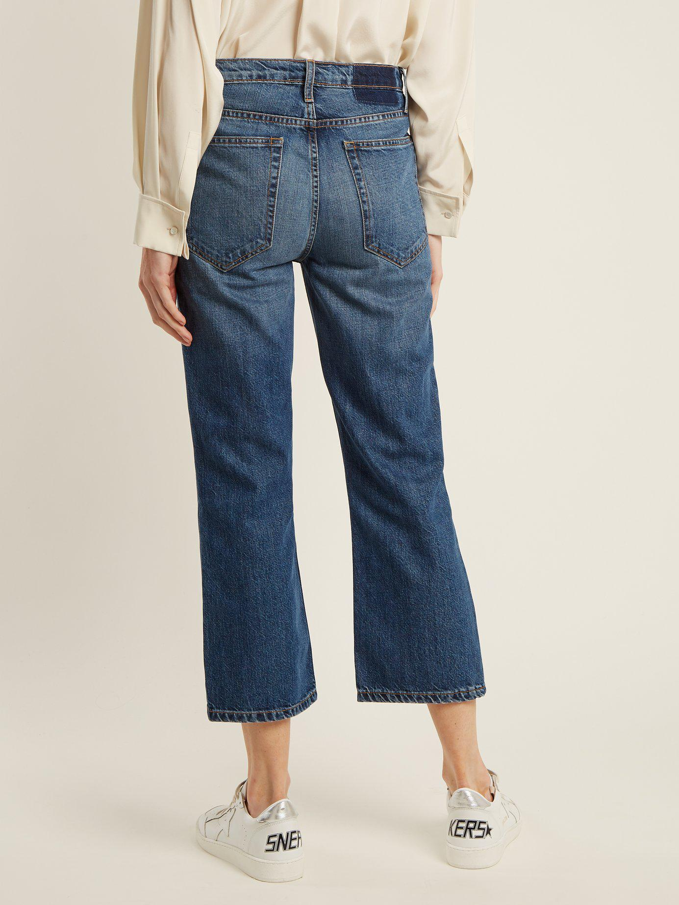The Great Jean évasé taille mi-haute The Relaxed Nerd j5Q27Po5U9