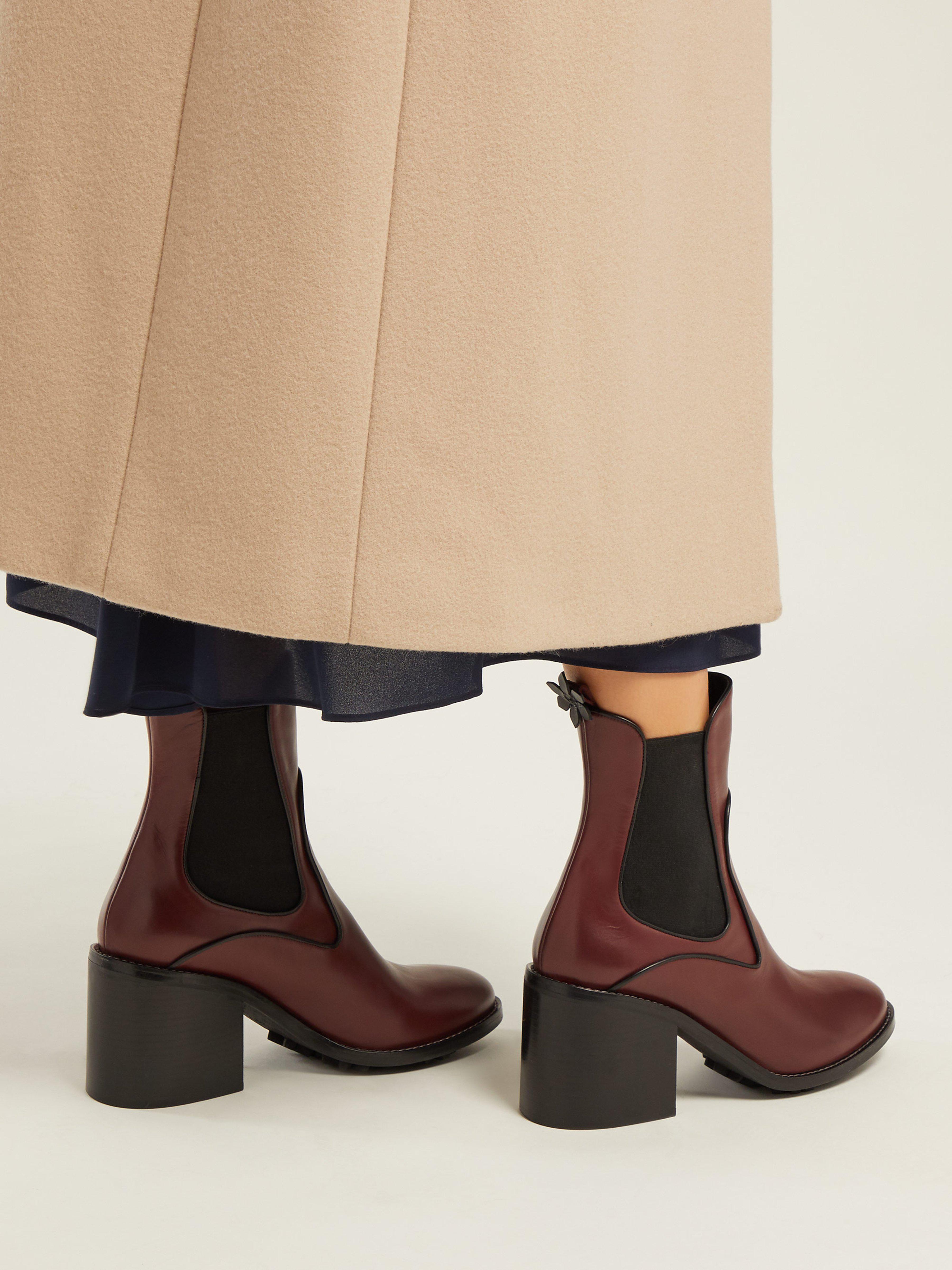 73c373c3d3225 Fabrizio Viti - Multicolor Madison Leather Ankle Boots - Lyst. View  fullscreen