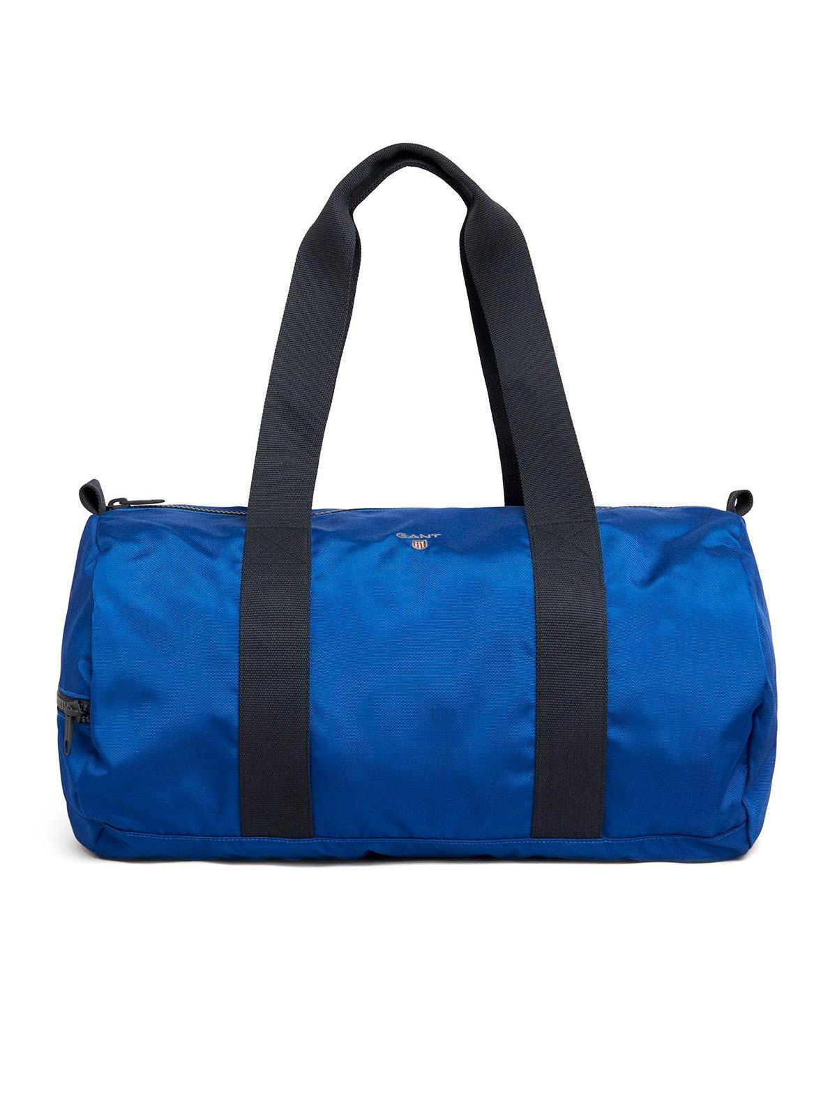 16690d056 Gant - Blue Polyester Travel Bag for Men - Lyst. View fullscreen