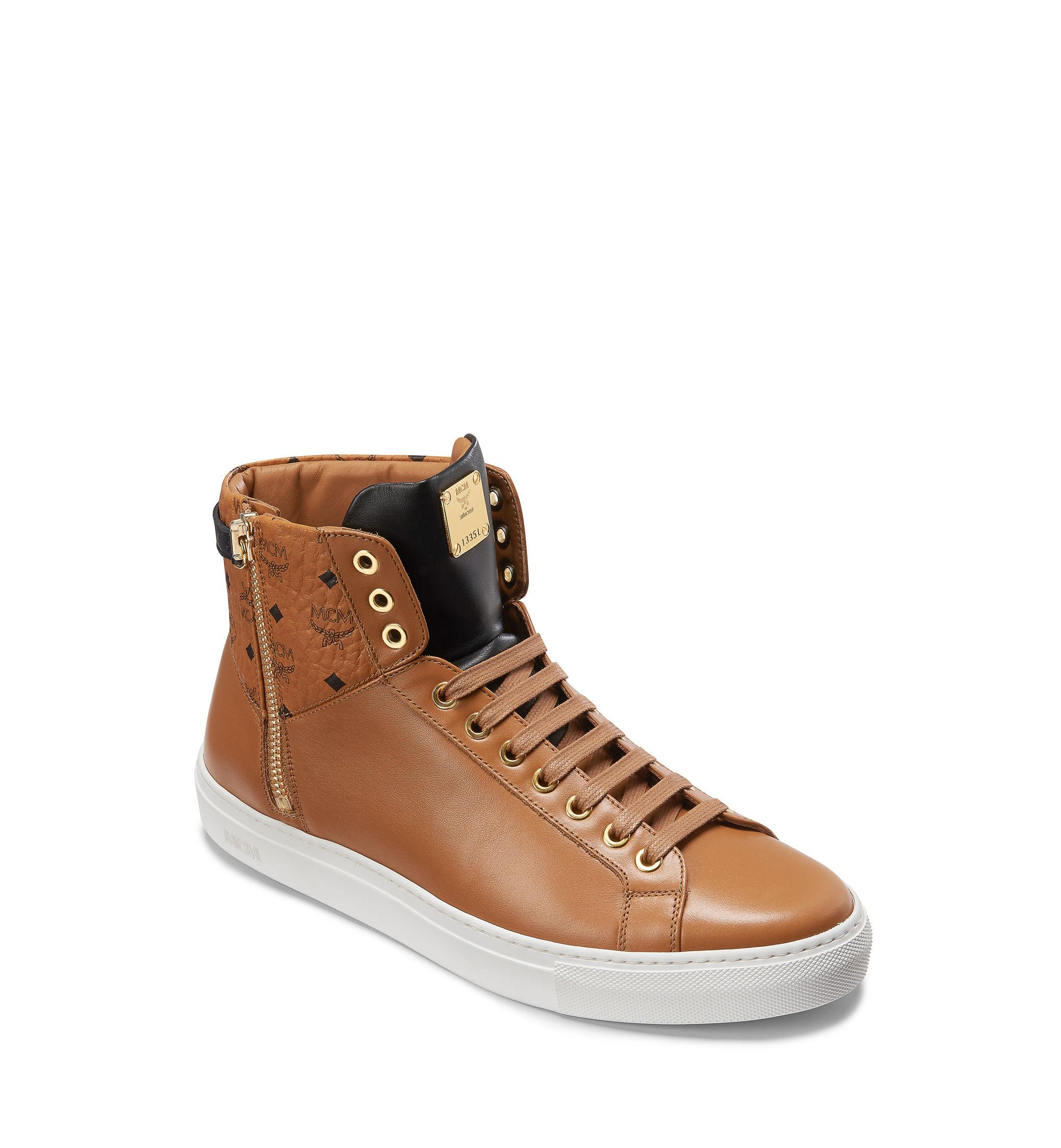 Mcm Slip On Shoes
