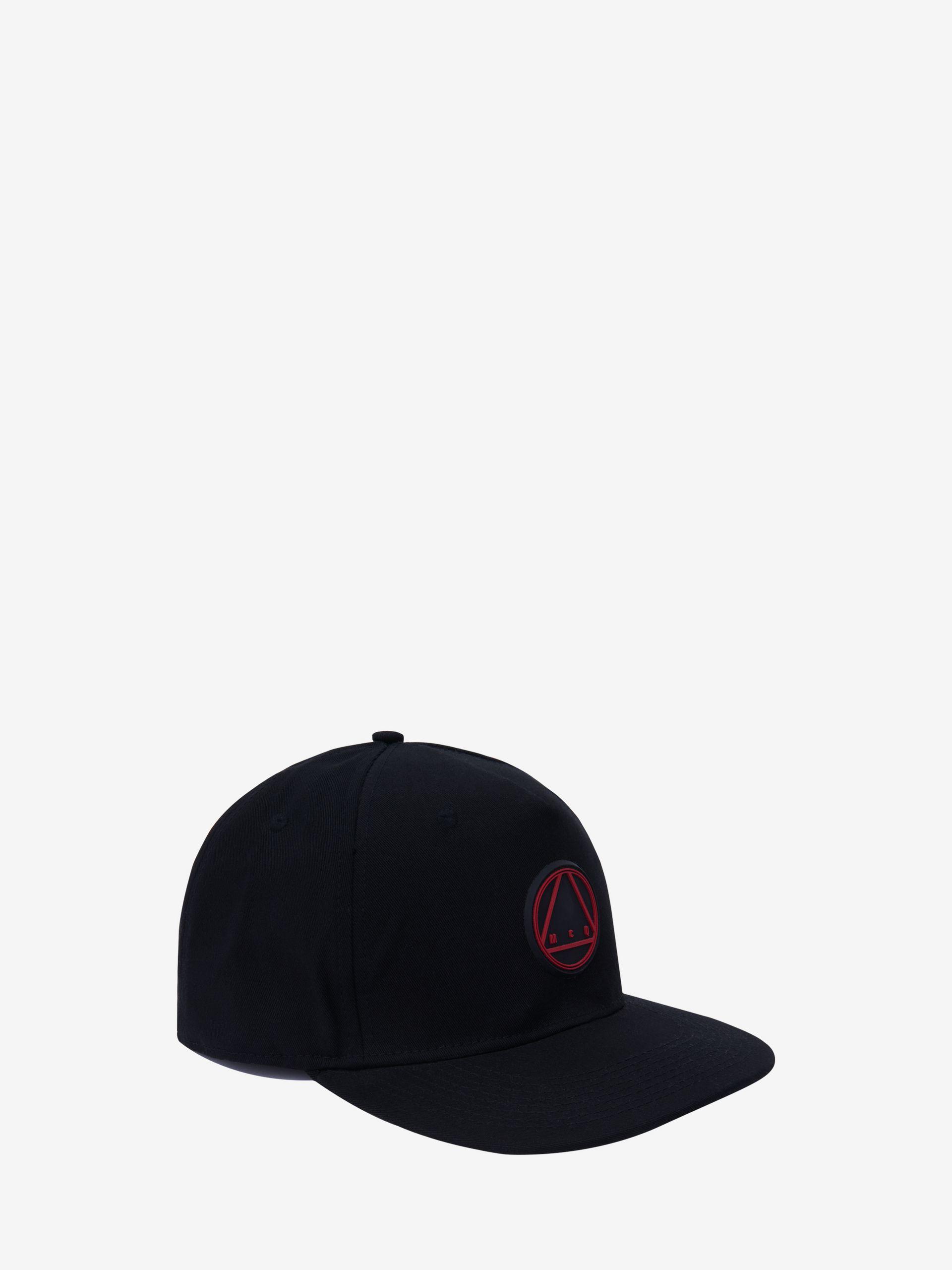0957aa19bbe Mcq Alexander Mcqueen Mcq Glyph Icon Baseball Cap in Black for Men ...