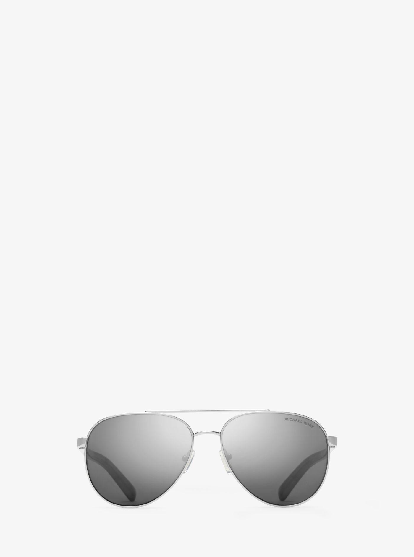 e4ab3d0f75 Michael Kors - Metallic Jax Sunglasses for Men - Lyst. View fullscreen