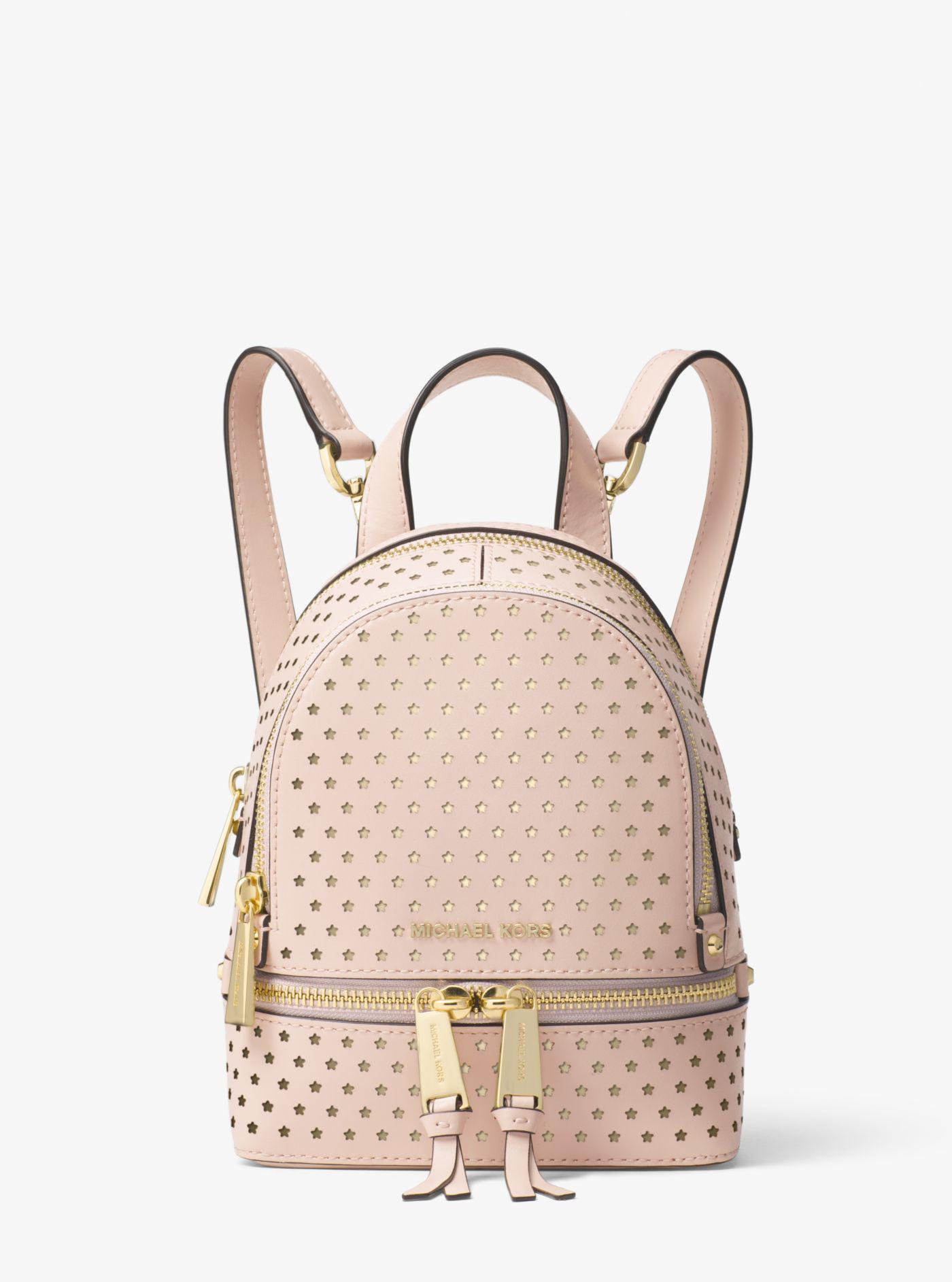 4fb7aebd8ee1 Gallery. Women s Mini Backpack Women s Michael By Michael Kors Rhea ...