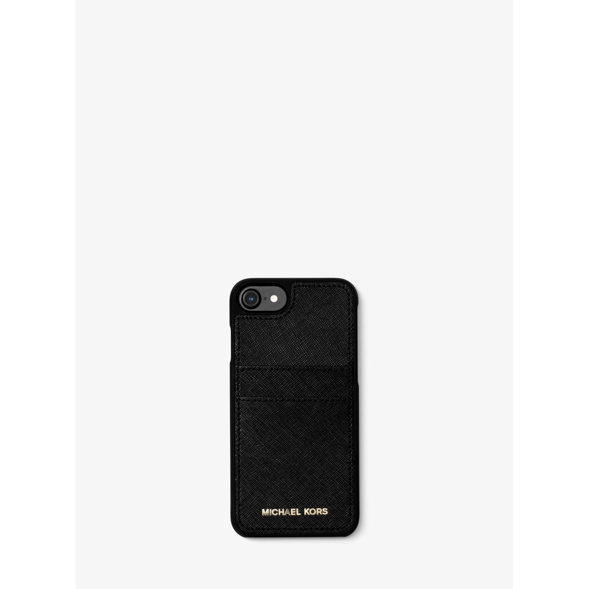 case for iphone 7 50 from michael kors free shipping with michael. Black Bedroom Furniture Sets. Home Design Ideas