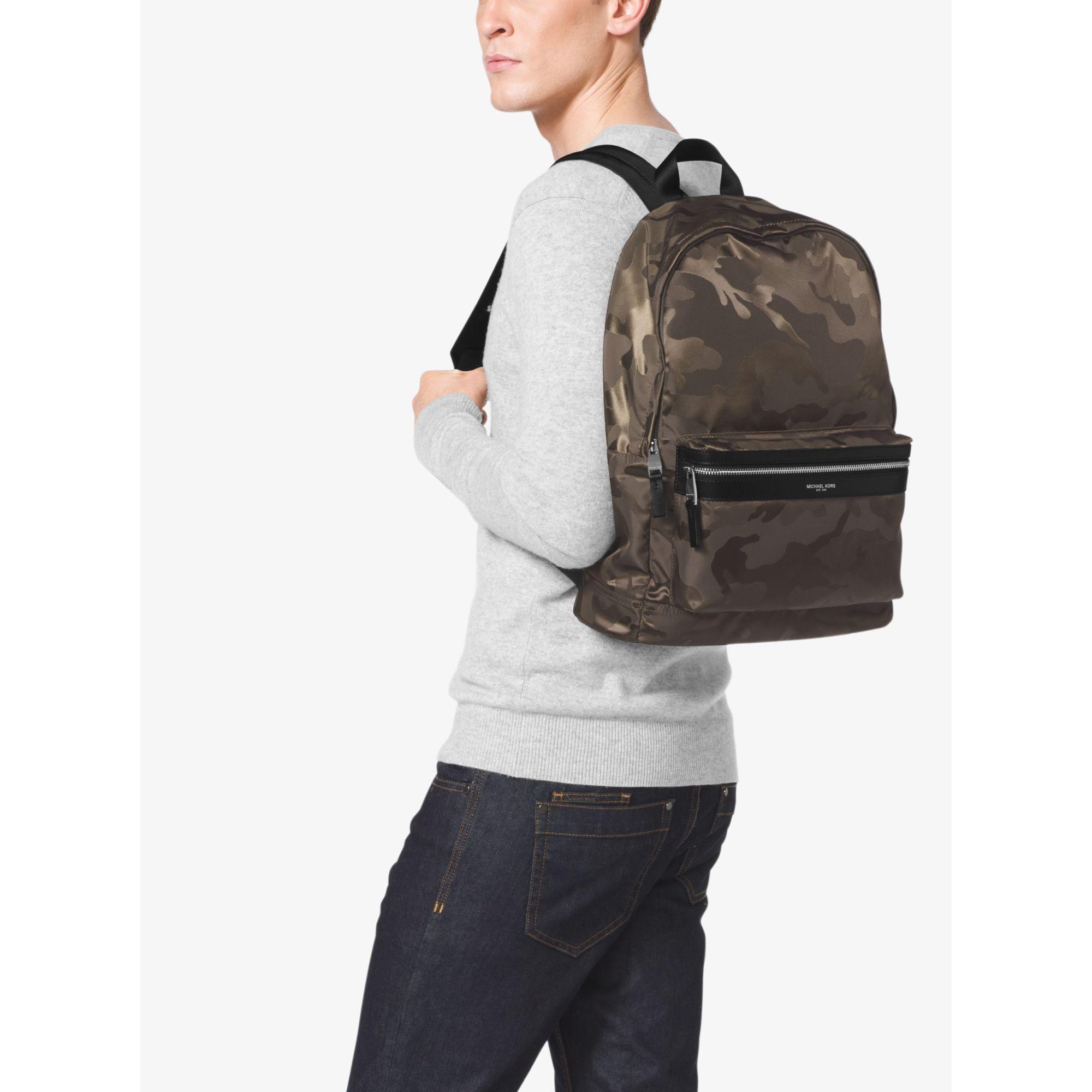 caf4dbf022d41 Kent Camouflage Nylon Drawstring Backpack- Fenix Toulouse Handball