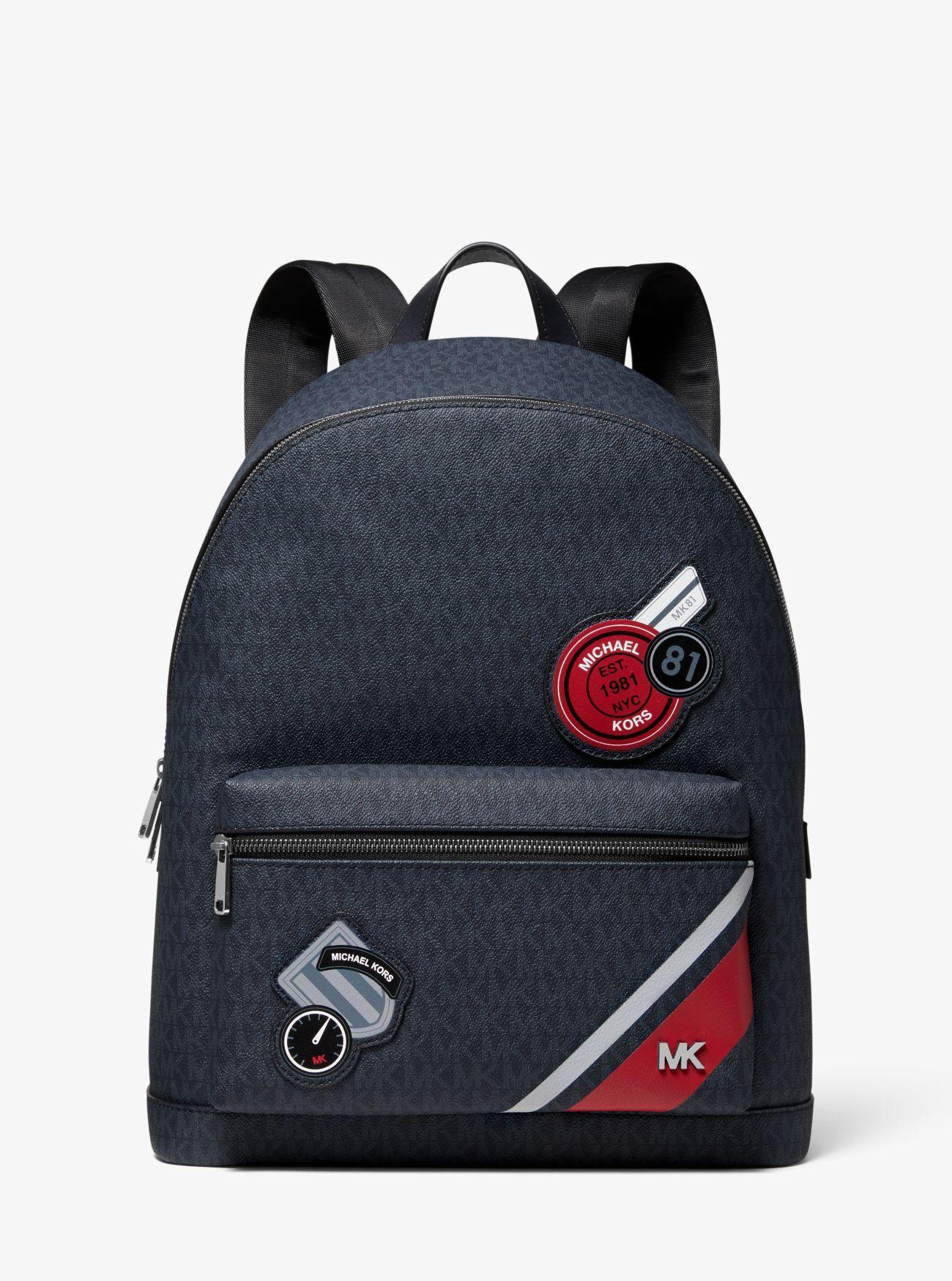 3b6252758da8 Michael Kors - Blue Jet Set Backpack for Men - Lyst. View fullscreen