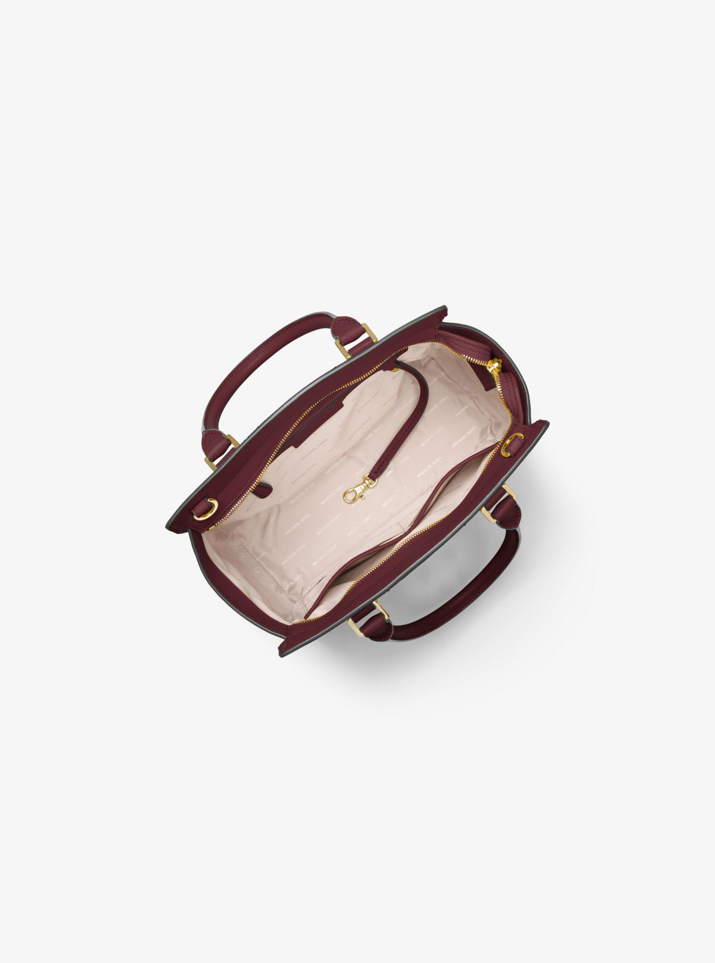 295725c25e80 ... discount code for michael kors multicolor selma saffiano leather medium  satchel lyst. view fullscreen 394de
