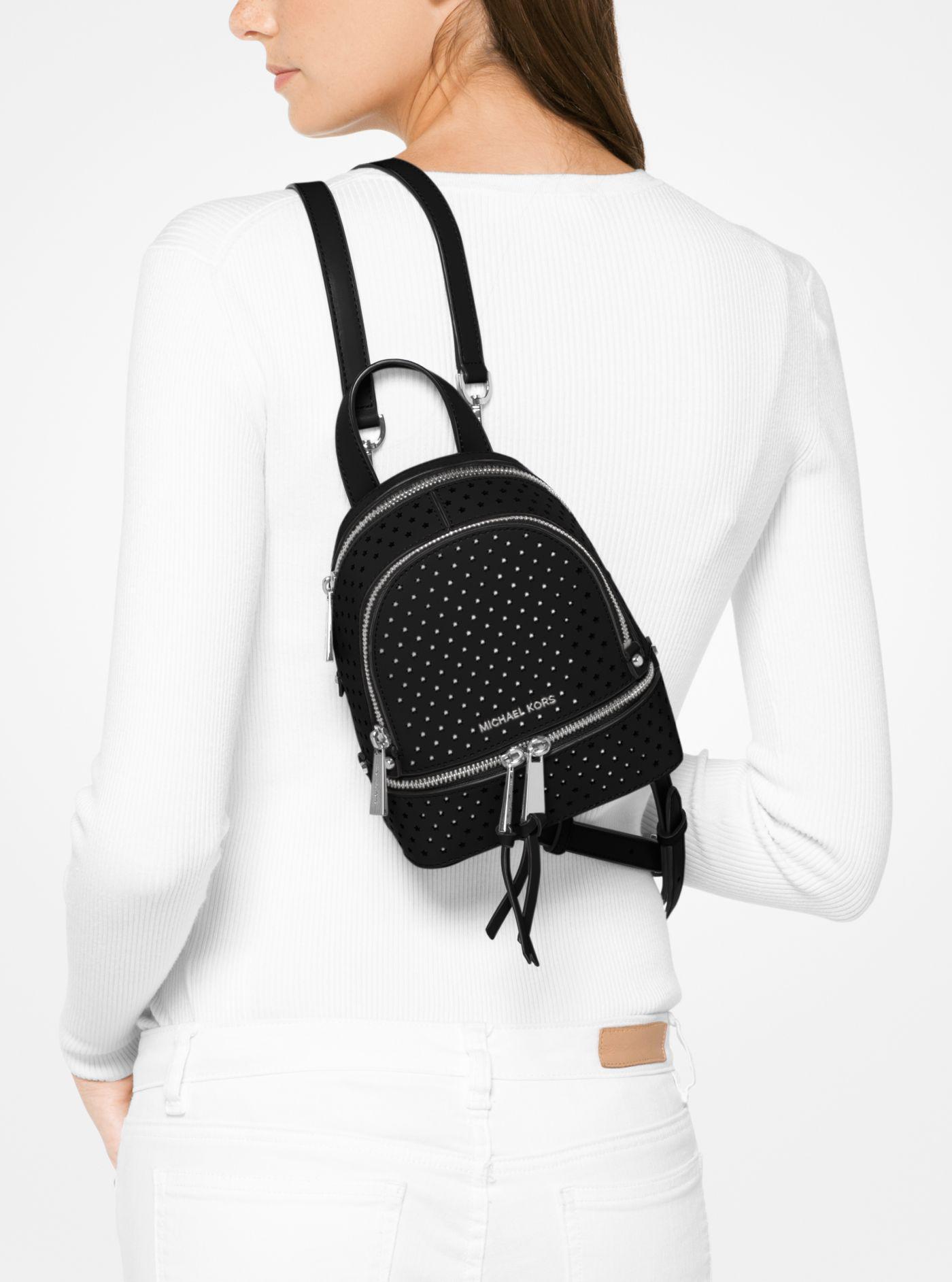 8ab9fc7c543e Gallery. Women's Mini Backpack Women's Michael By Michael Kors Rhea