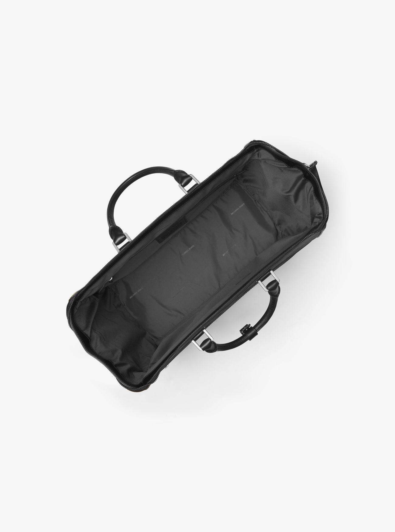 461def0344 Lyst - Michael Kors Jet Set Travel Carry-on Duffel in Black for Men