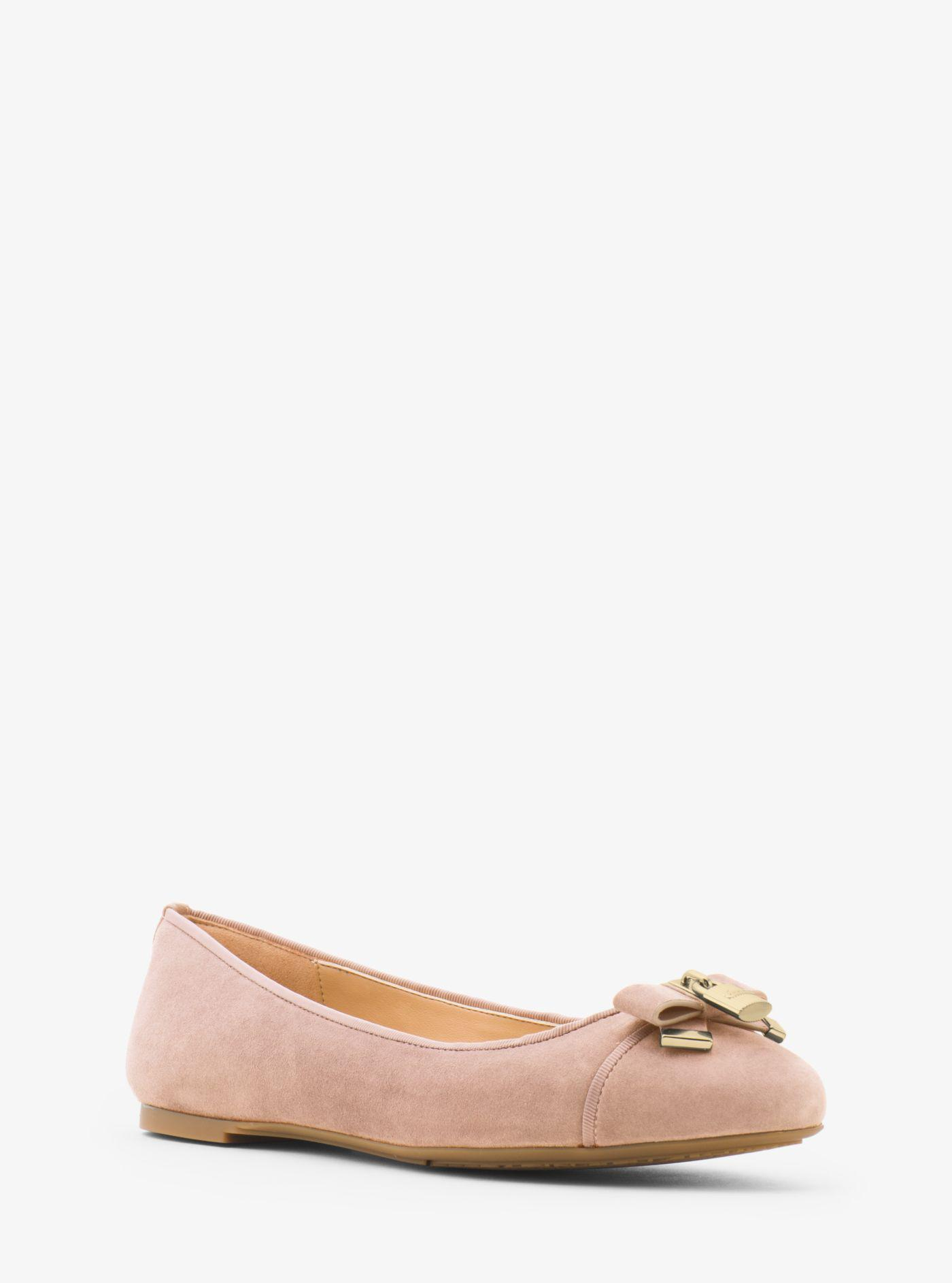 Alice Leather Bow Ballet Flats glLMCP
