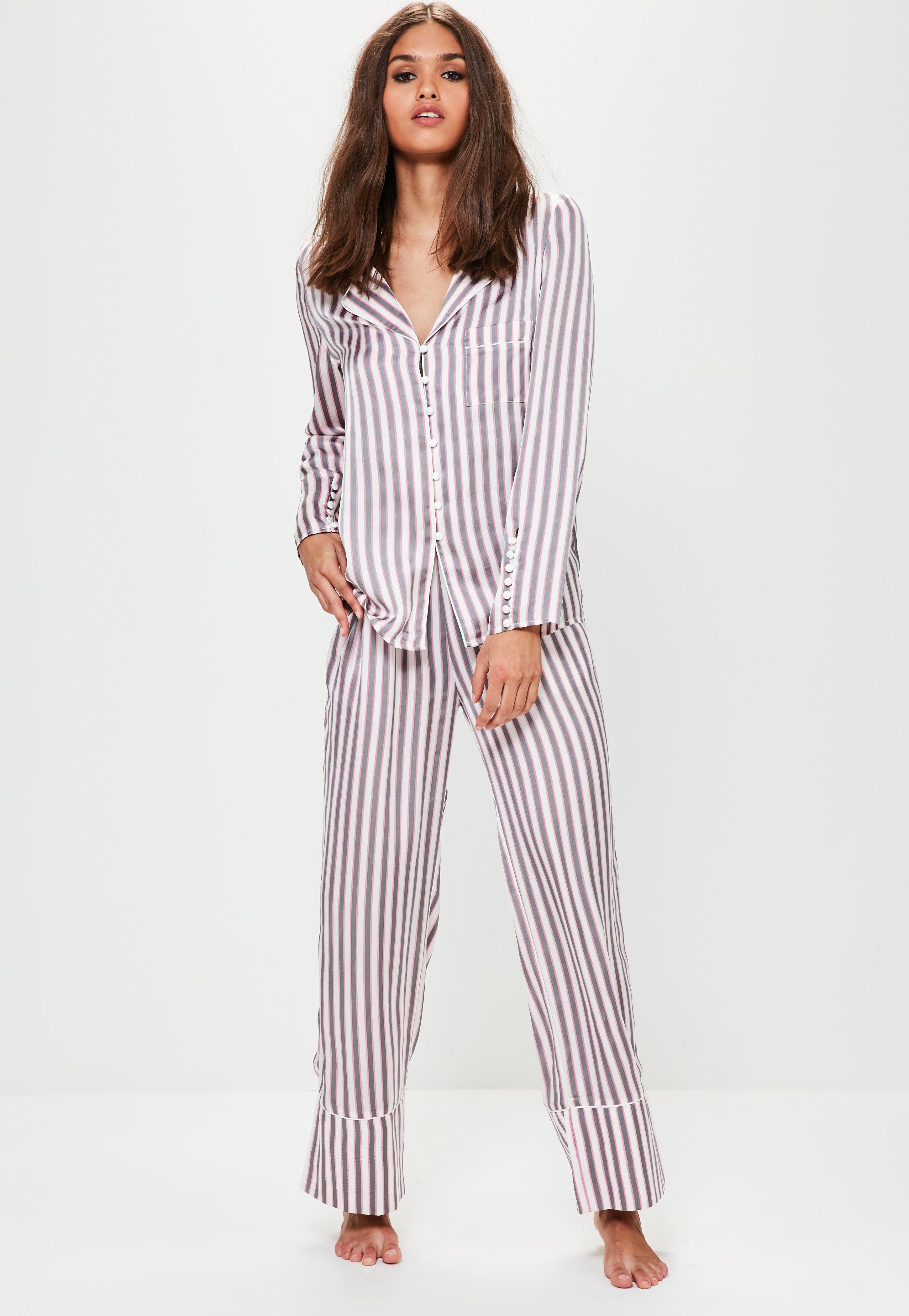 Turquaz - Boys Blue Striped Cotton Hampton Pyjamas