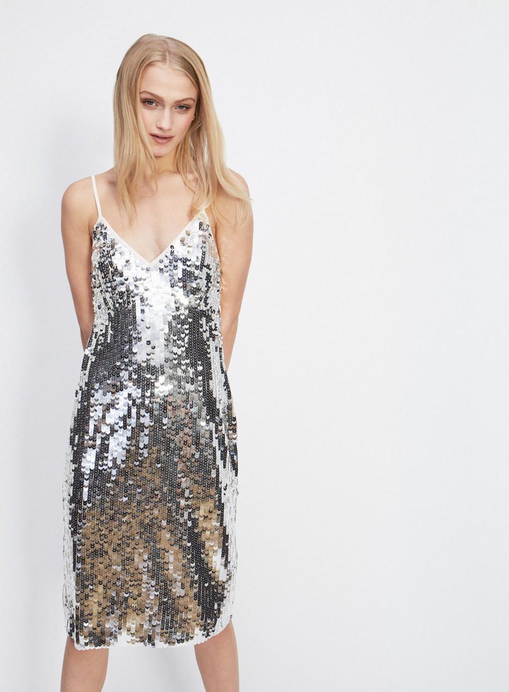 f697dc3d7342 Miss Selfridge Button Through Midi Dress