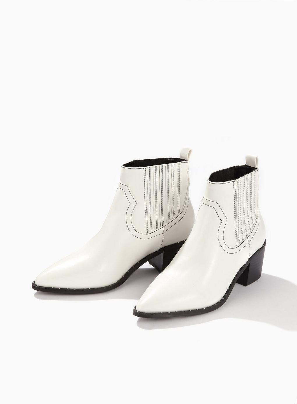 Selfridge Brooke Lyst Western In Boots Miss White TFKJul1c3