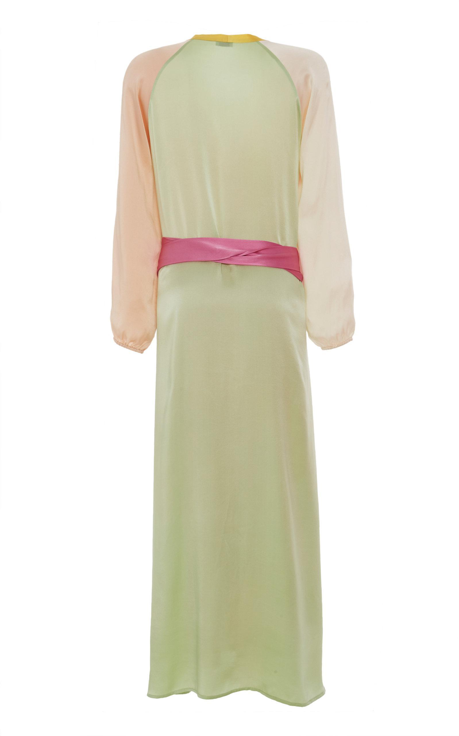 d8f2c2b20d60 Rhode Resort Jagger Wrap Dress - Lyst