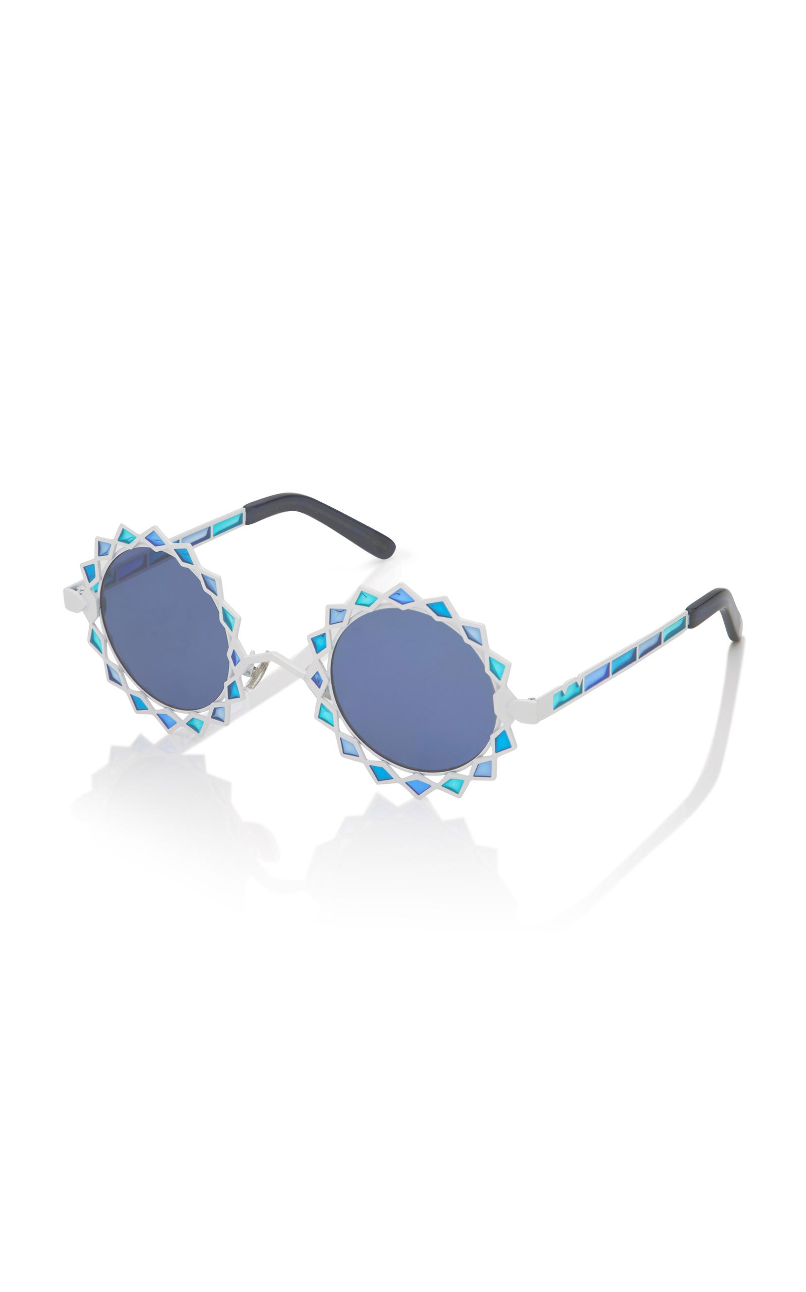 Blue Moon Glasses Frames - Glass Designs