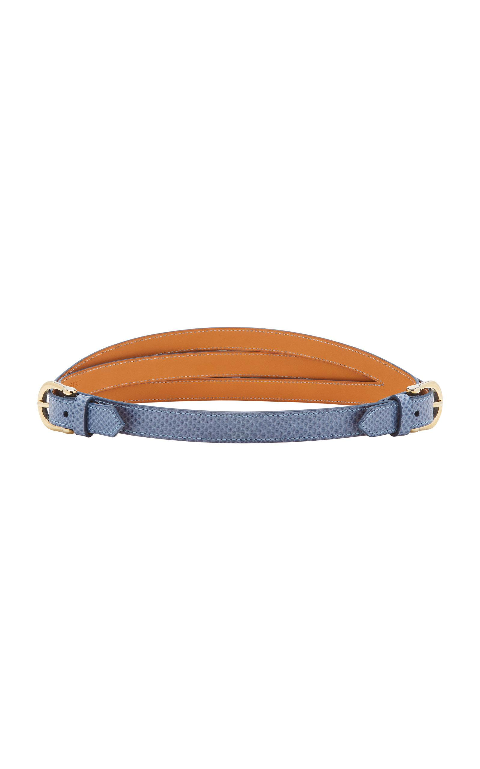 MO exclusive Karung Snake Belt Maison Vaincourt LI830