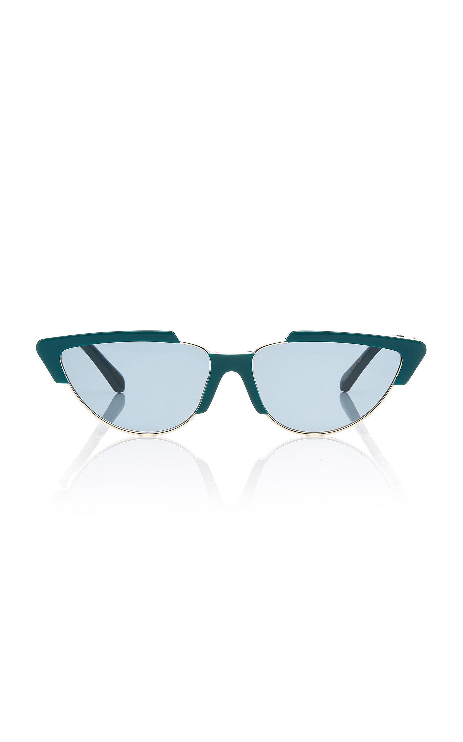 Tropics Cat Eye Acetate Sunglasses Karen Walker 24FNcNd2P