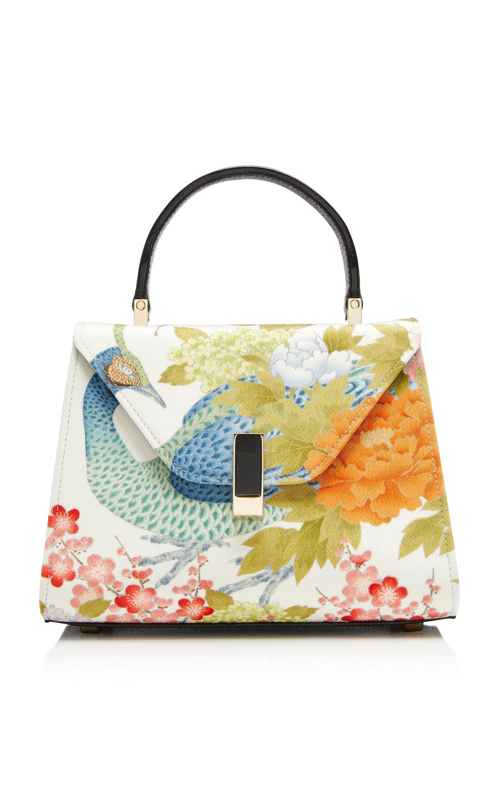 Mini Iside Kimono Bag Valextra Jxs8S