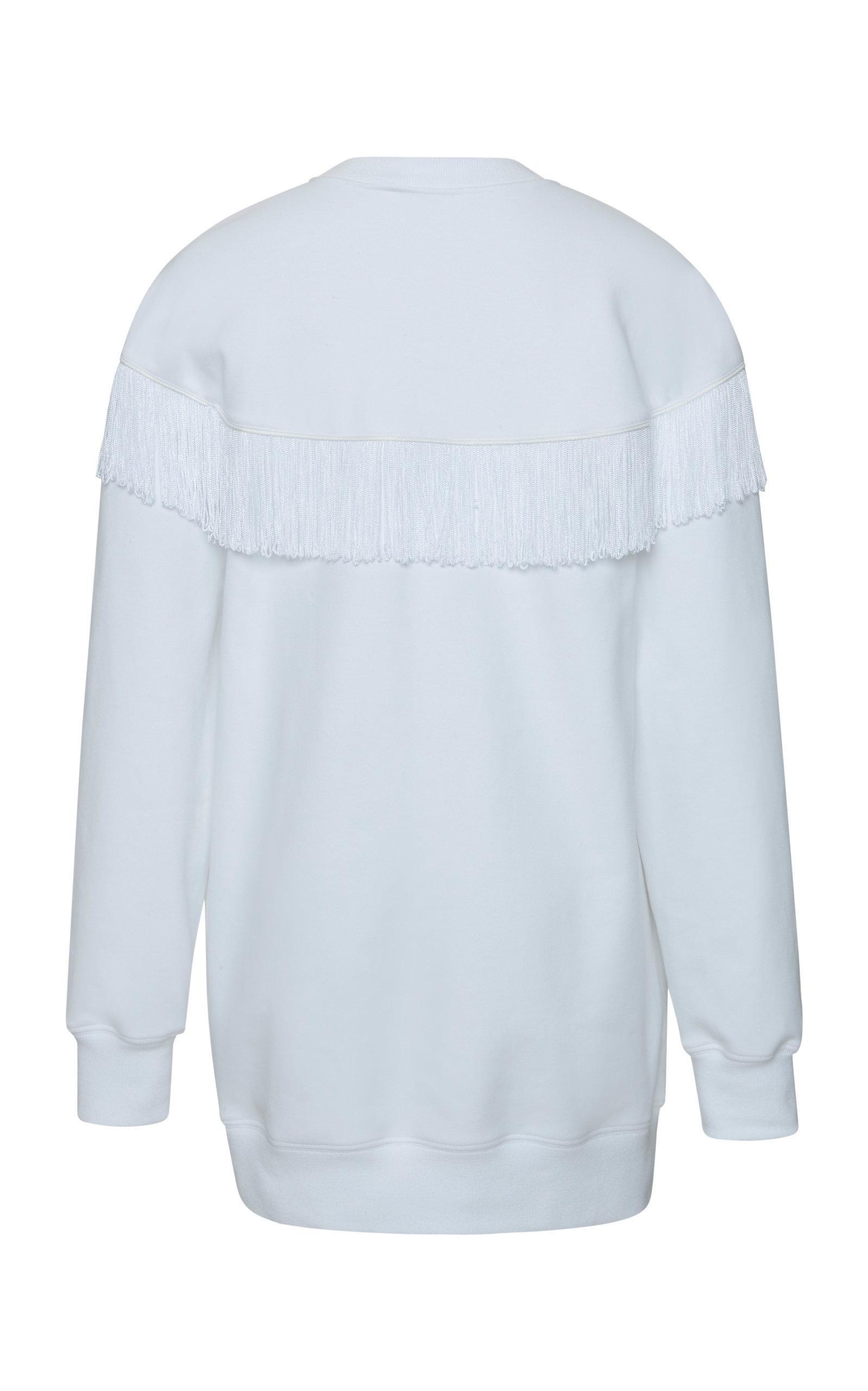 Gorizia Crewneck Sweatshirt Vivetta Pick A Best Sale Online Natural And Freely Huge Surprise Cheap Online Enjoy Sale Online FPm8rIDKFL