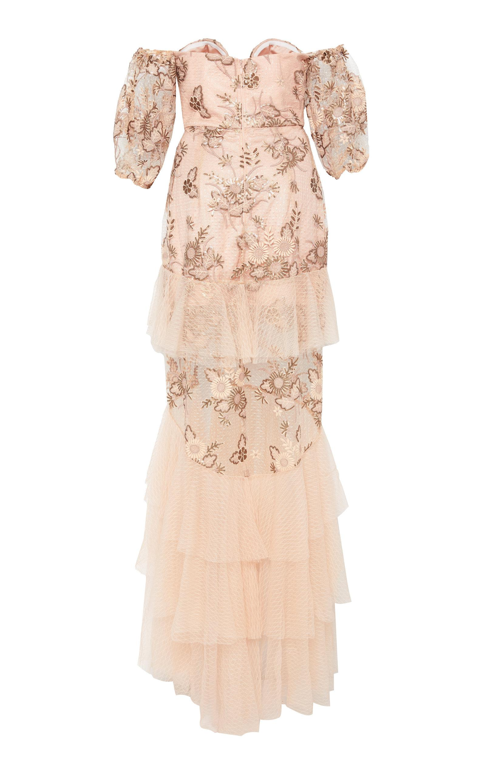 5c63b8c1c92 Lyst - Alice McCALL Sweet Little Mystery Gown