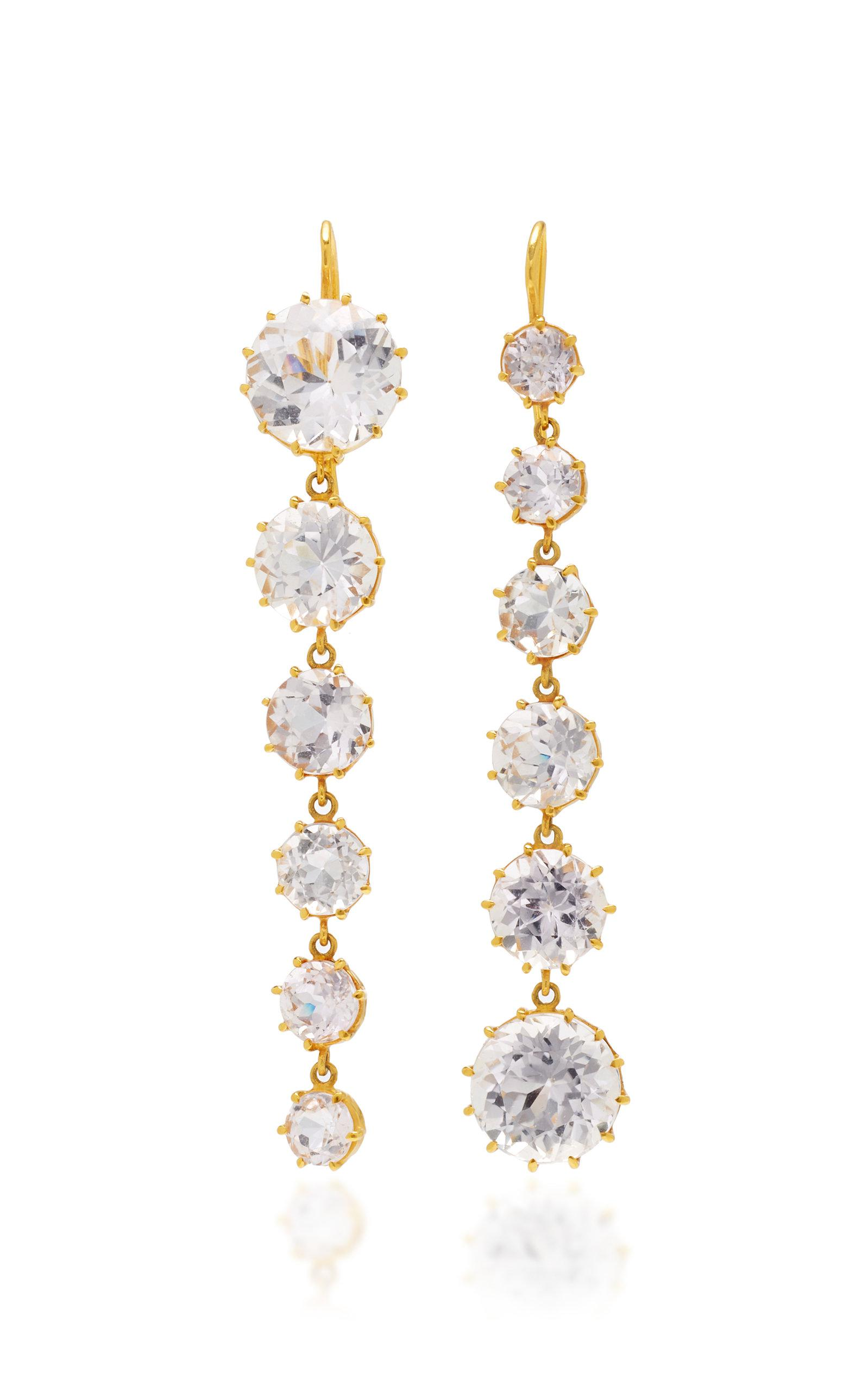 product photo jewelers coral estate kunzite ferro woodstock earrings jewelry amethyst