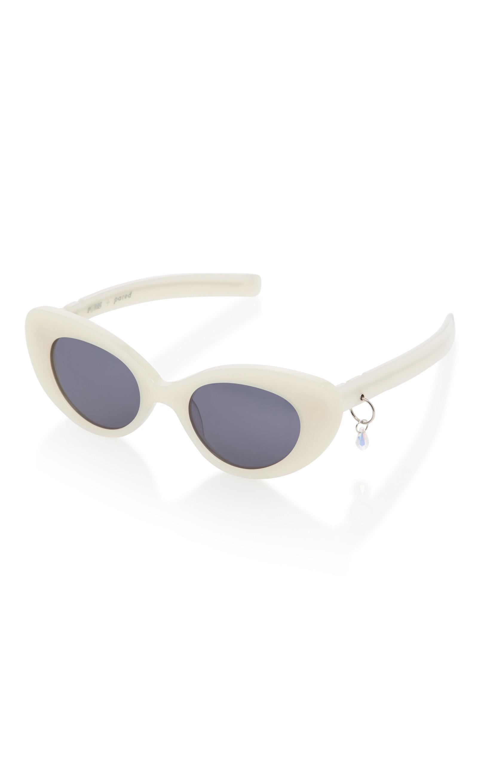 Acetate Cate-Eye Sunglasses Pared Eyewear BCThz