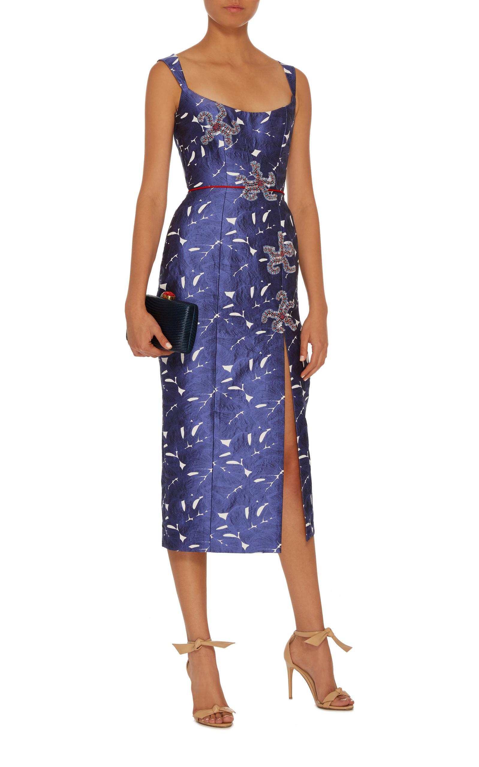 Thalassa Brittle Starfish Corset Dress Markarian jwKw5o61V4
