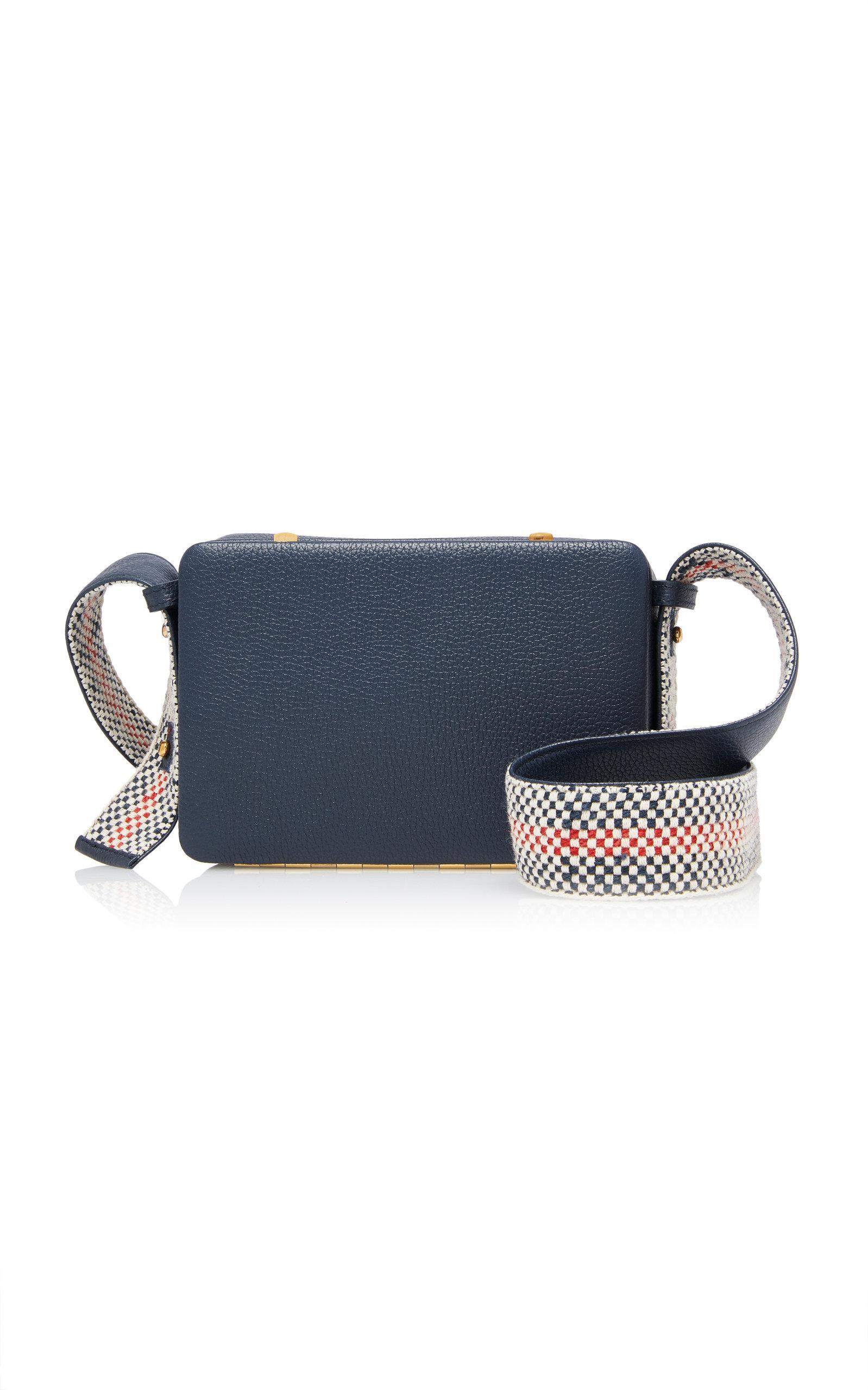 Maya Medium Shoulder Bag with Woven Strap Lutz Morris NtiNptX2f8
