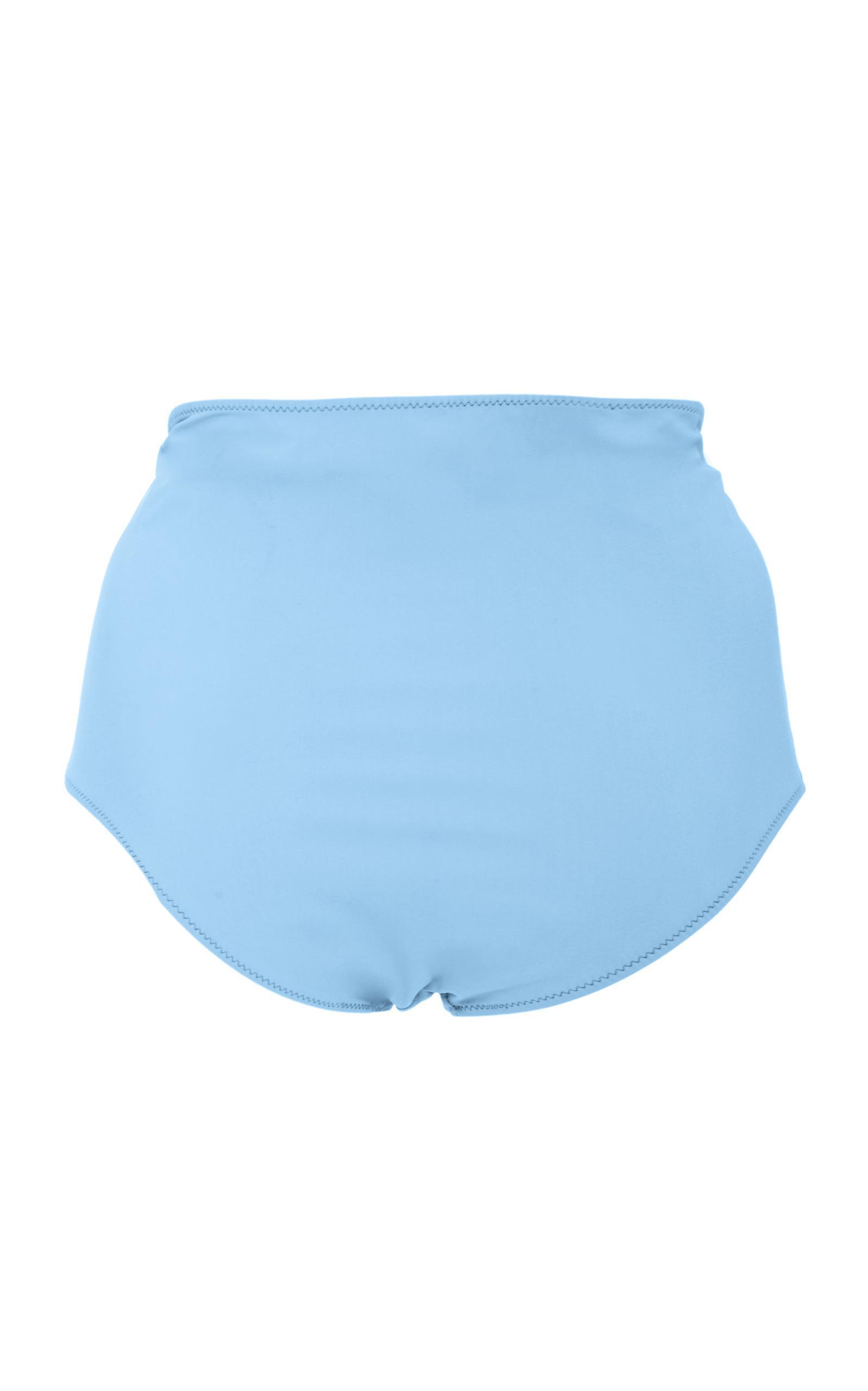 044e213847 Lyst - Araks Mallory High Rise Hipster Bikini Bottoms in Blue