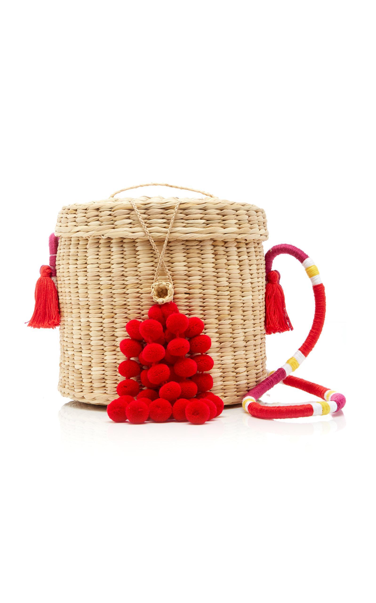 NANNACAY Ana Bucket With Threaded Strap TfxoI9sM1F