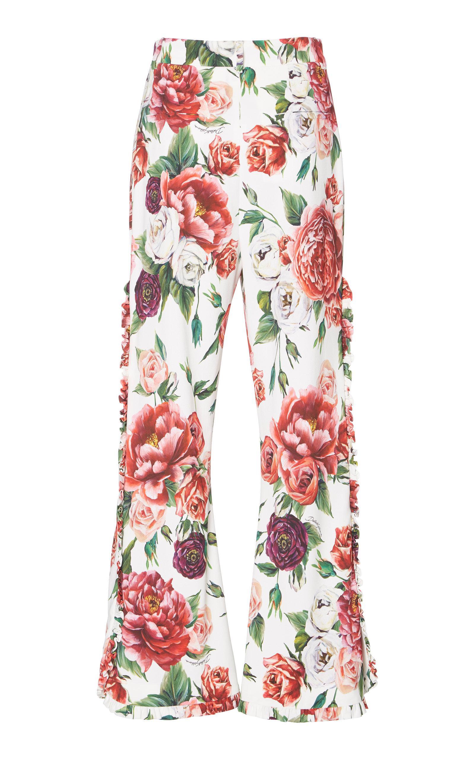Lyst Dolce Lyst Dolce Pantalon Gabbana 6q6zwr