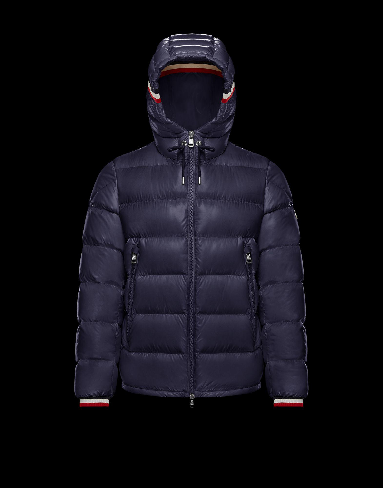 a970b5295 Lyst - Moncler Alberic in Blue for Men