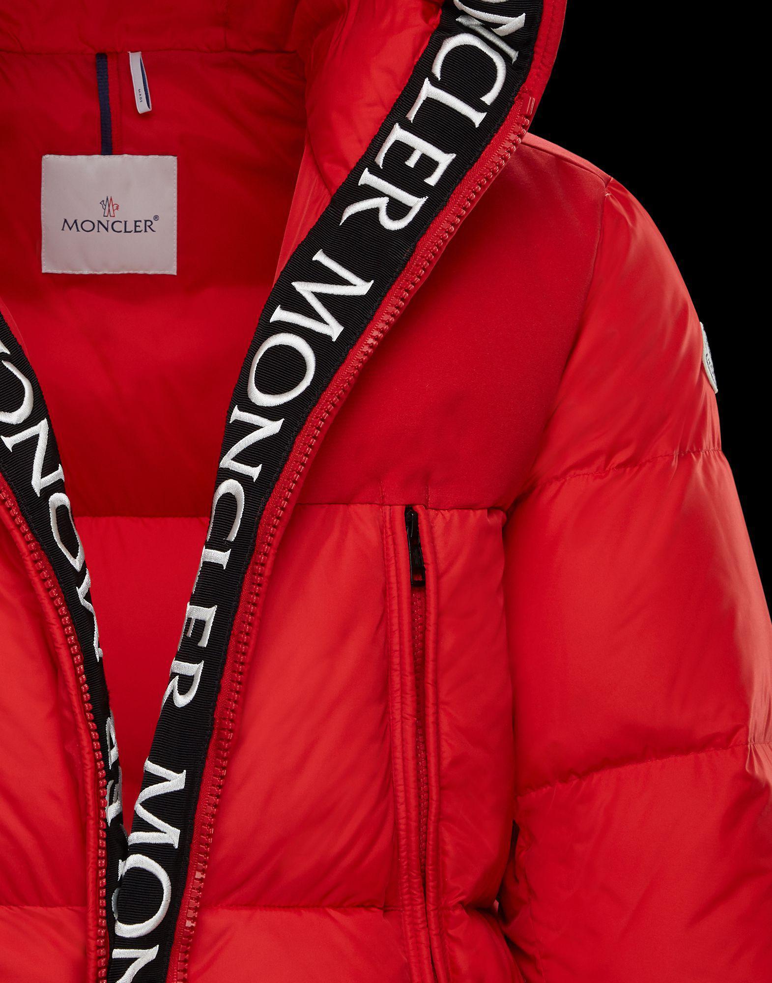 298891d21 Lyst - Moncler Montclar in Red for Men