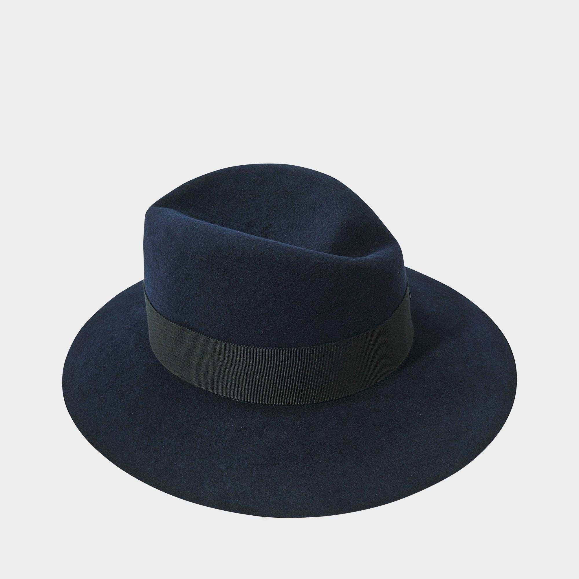 6c91ba2ed7ac7 Lyst - Maison Michel Virginie Hat in Blue