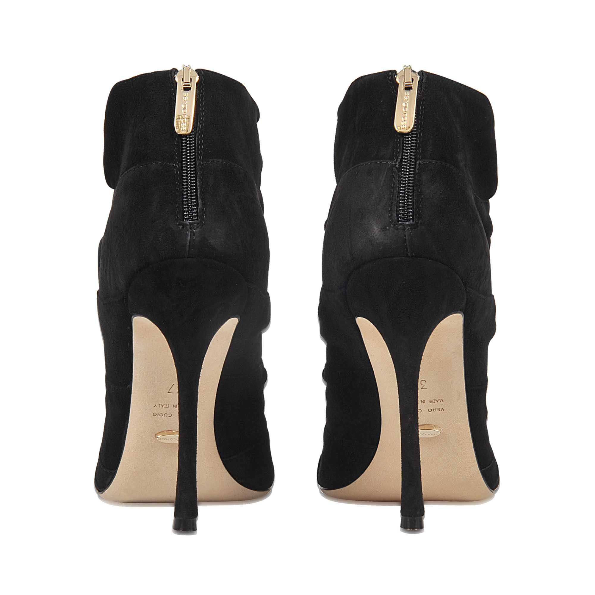 Divine knotted bootie Sergio Rossi AH4gvm