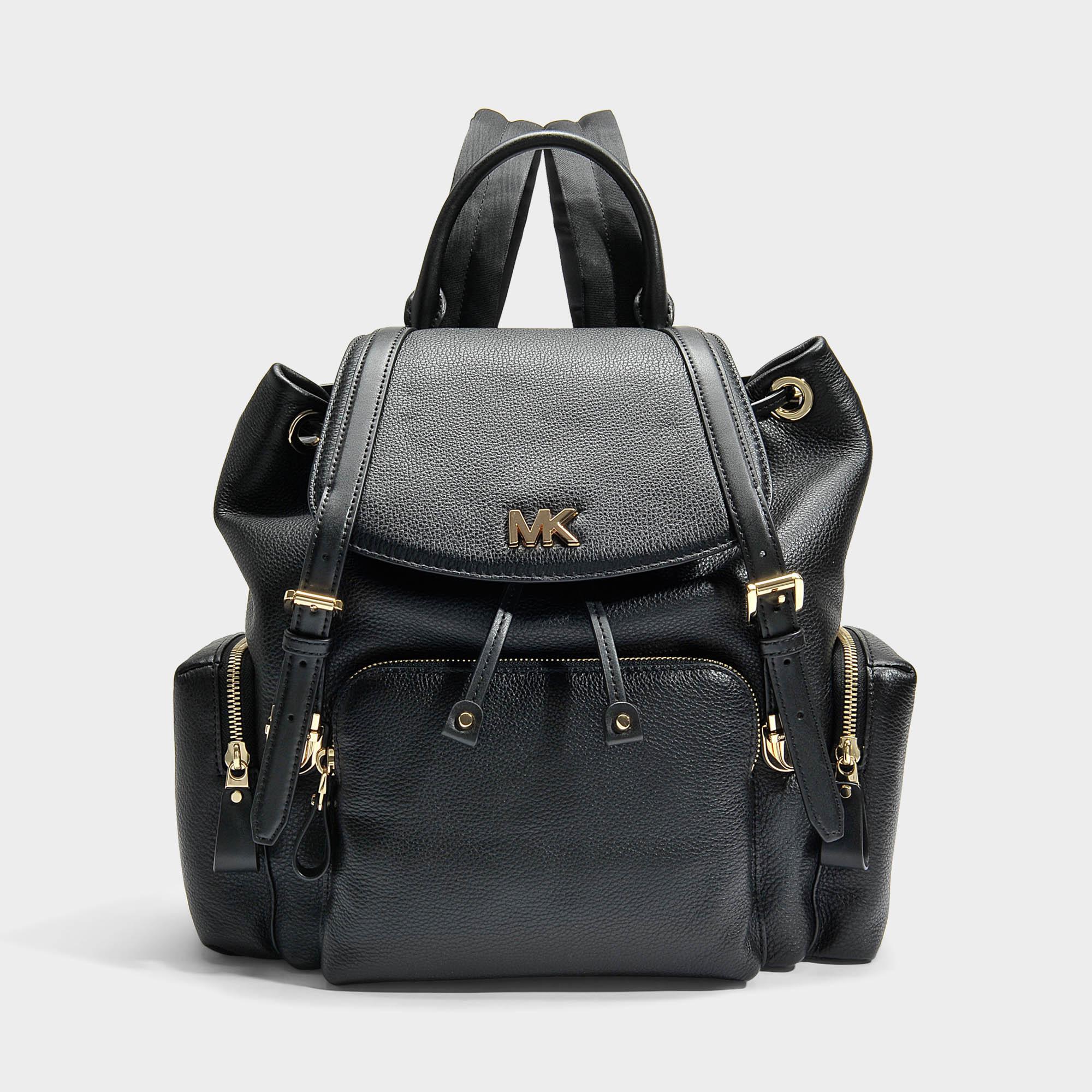 97533db98559 Romy Medium Leather Backpack- Fenix Toulouse Handball