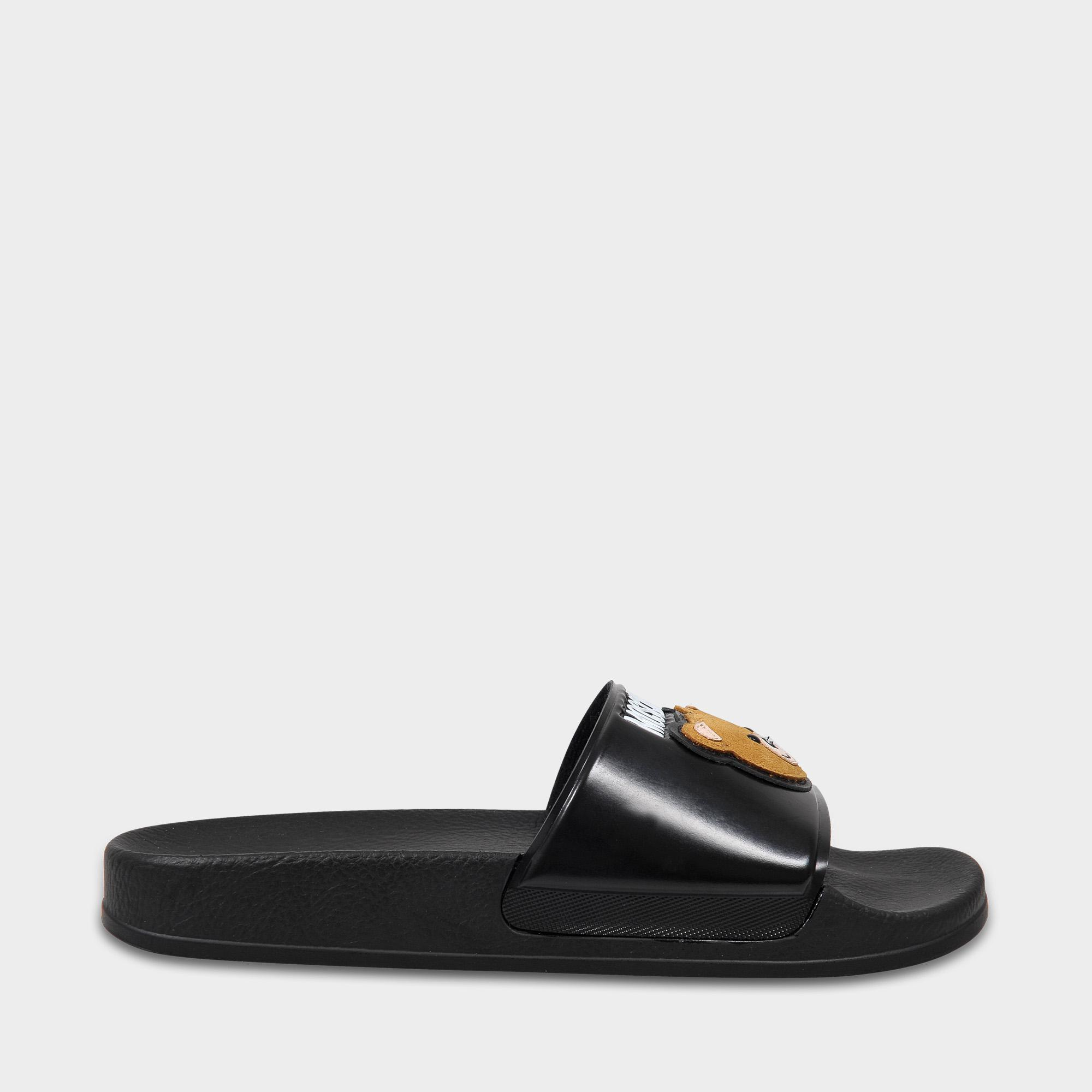 Teddy pool slides Moschino LLUlPCgPa
