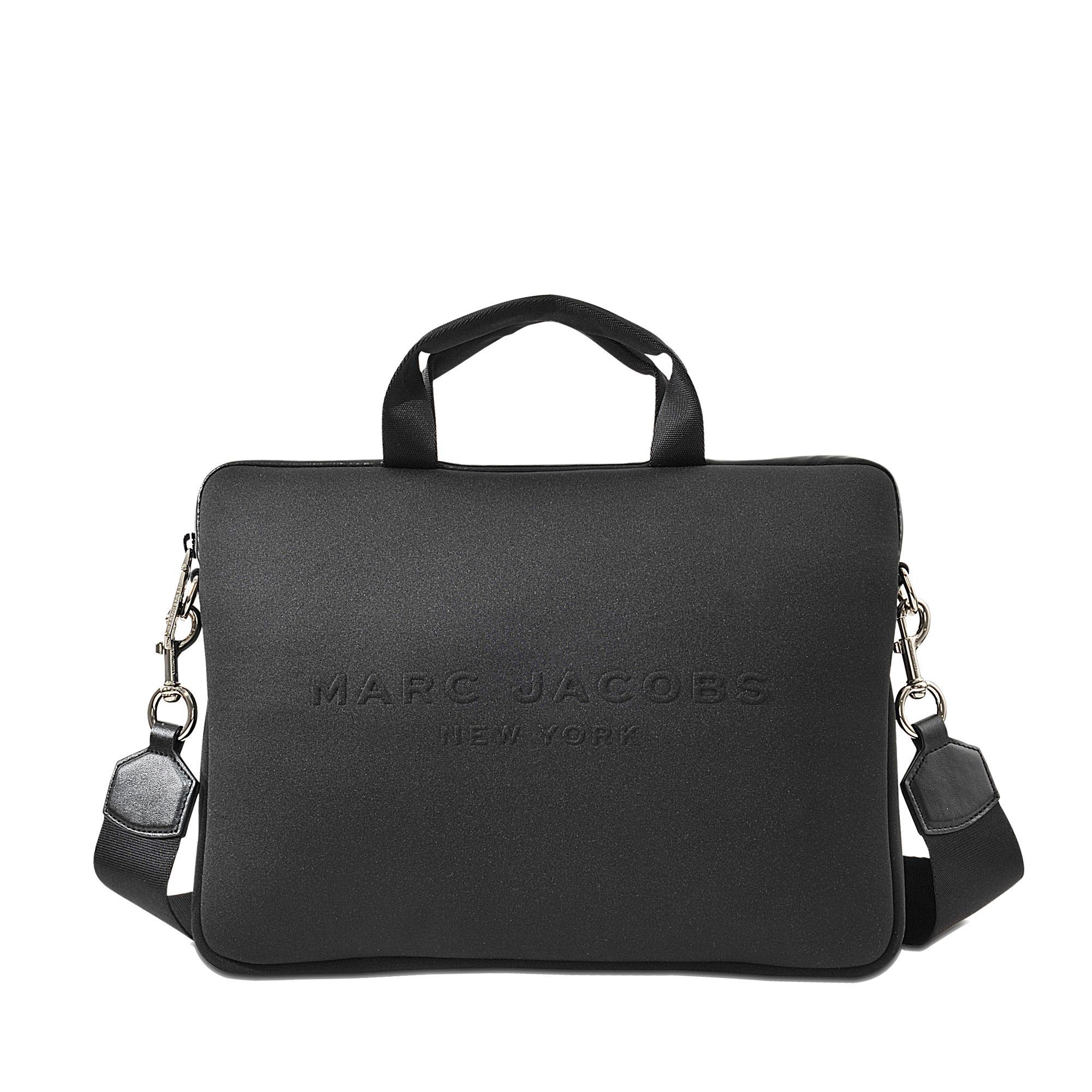 1451597ae9 Sac ordinateur 13' Marc Jacobs en coloris Noir - Lyst