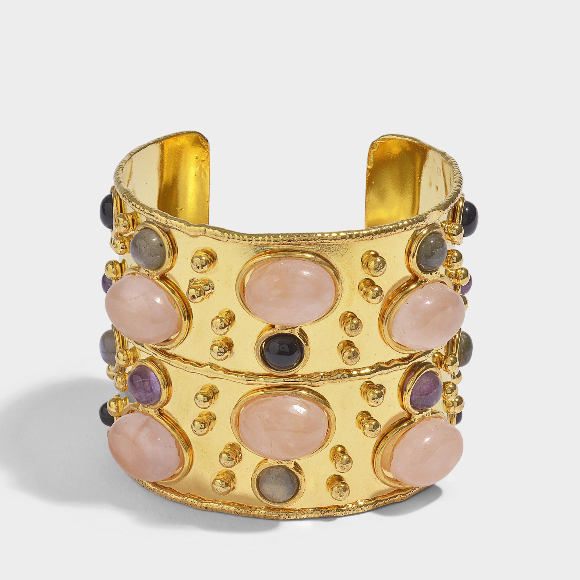 Sylvia Toledano Three stones cuff 317bm