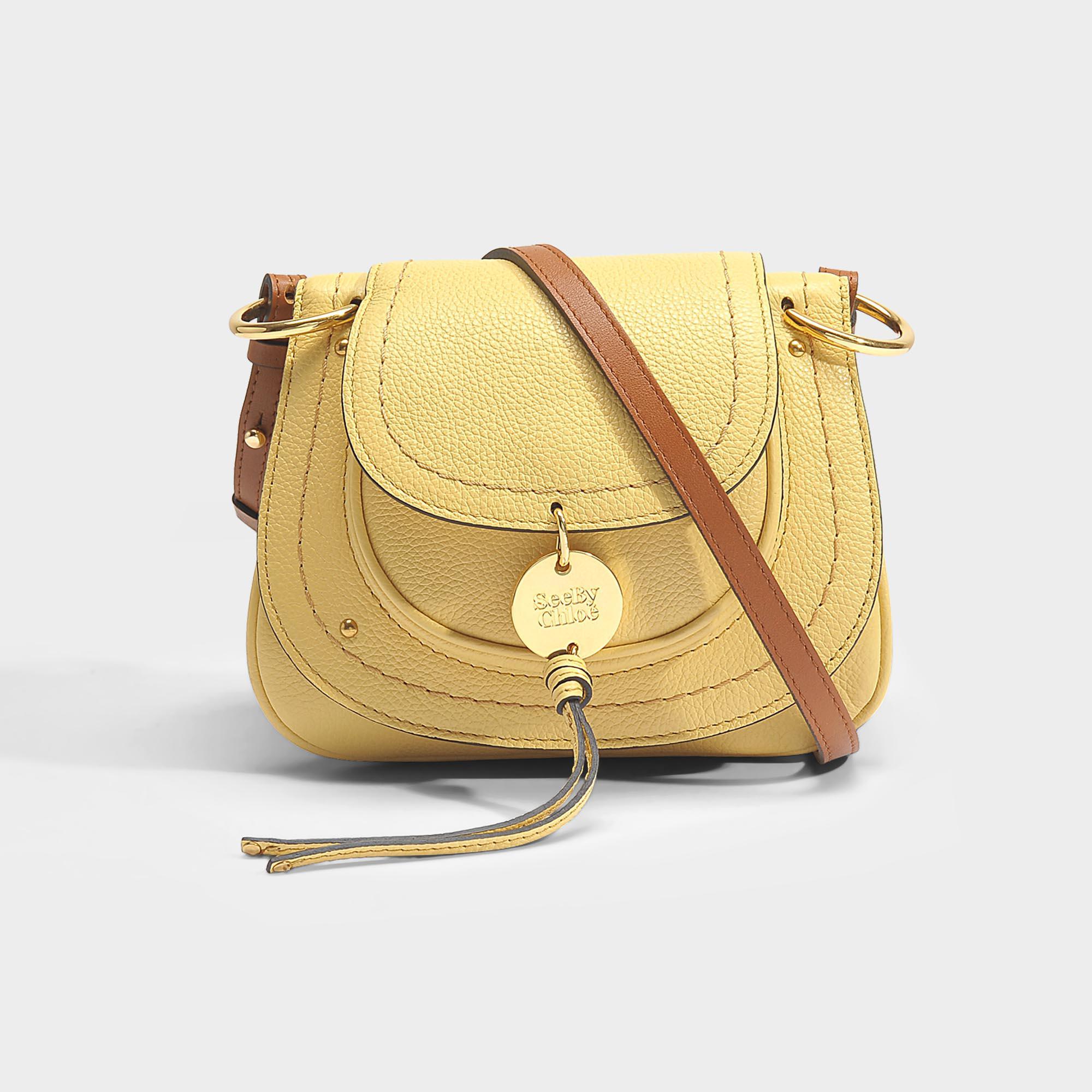 VIDA Leather Accent Tag - HOPE-Luggage by VIDA KmZdm