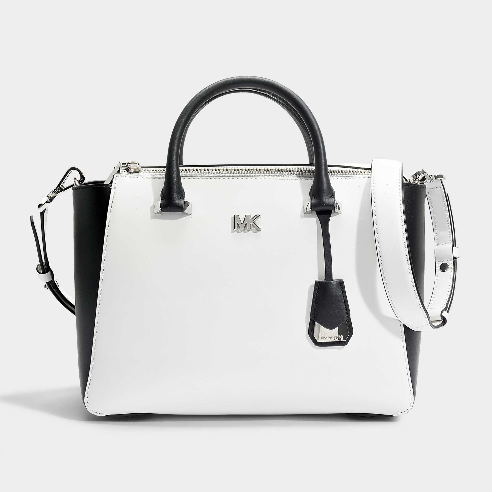 Nolita crossbody bag - White Michael Michael Kors MzqG3Xn8