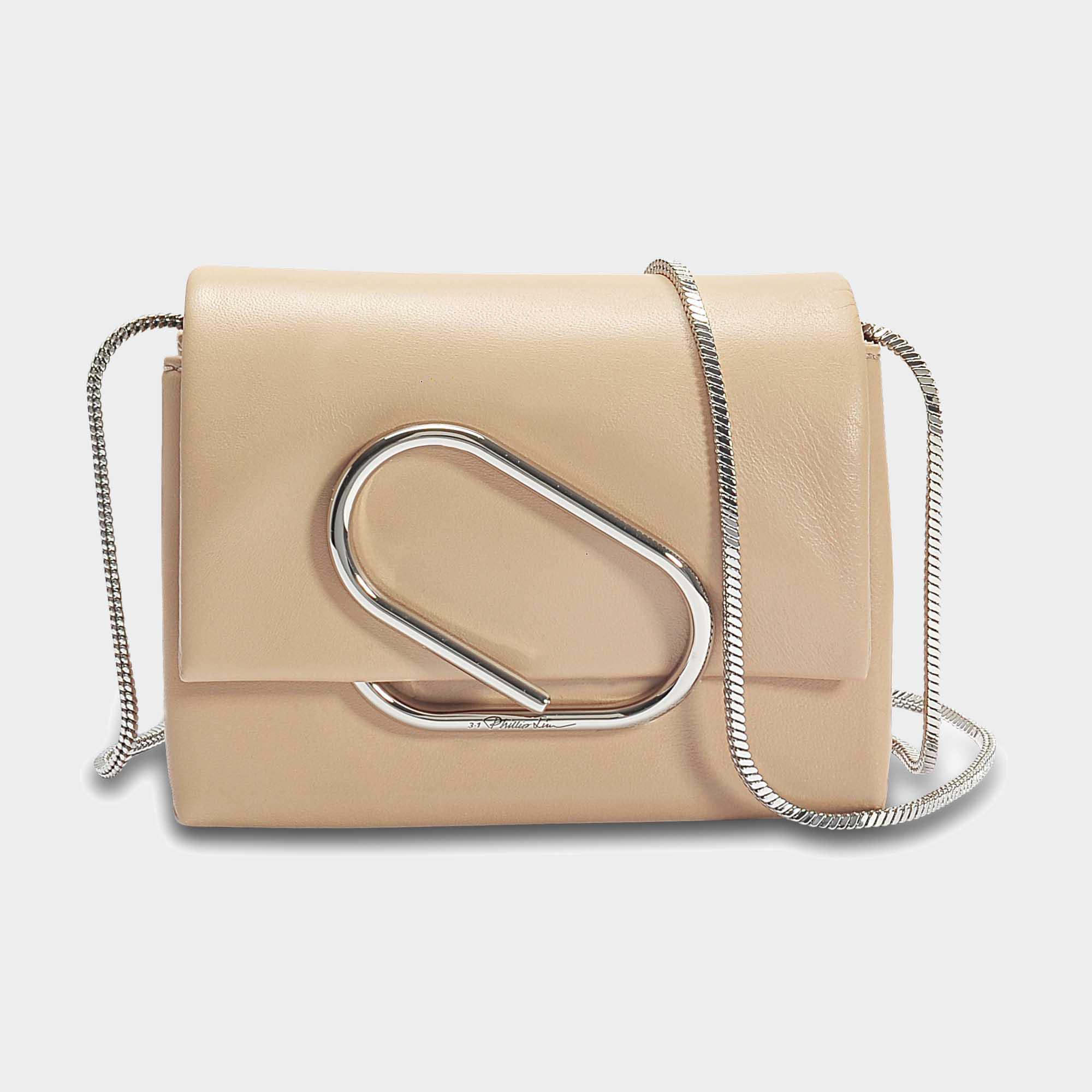 Alix Oversized Bag in Fawn Lambskin 3.1 Phillip Lim 7a0DlCJL