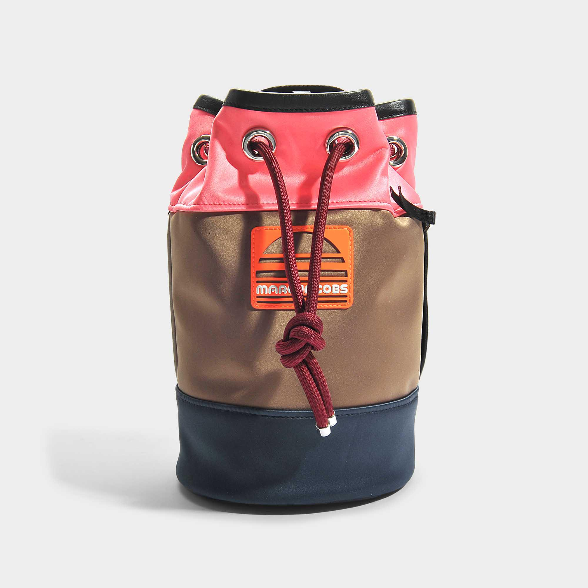 Small Sport Sling Bag in Coral Polyester Marc Jacobs eHhymi